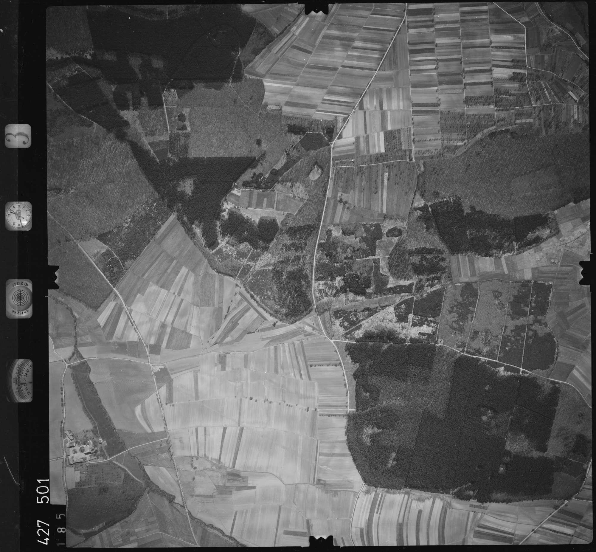 Luftbild: Film 3 Bildnr. 185, Bild 1