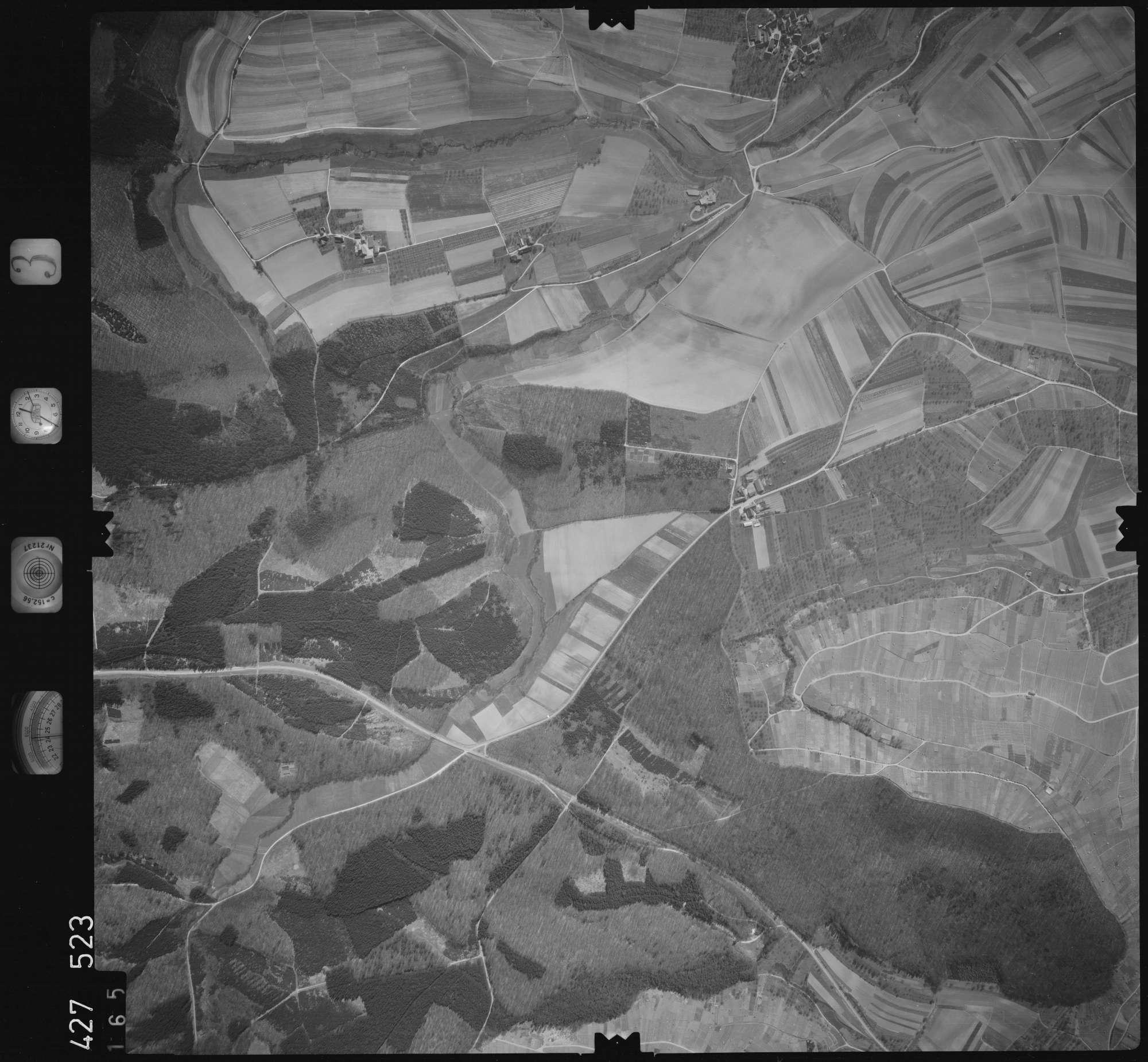 Luftbild: Film 3 Bildnr. 165, Bild 1