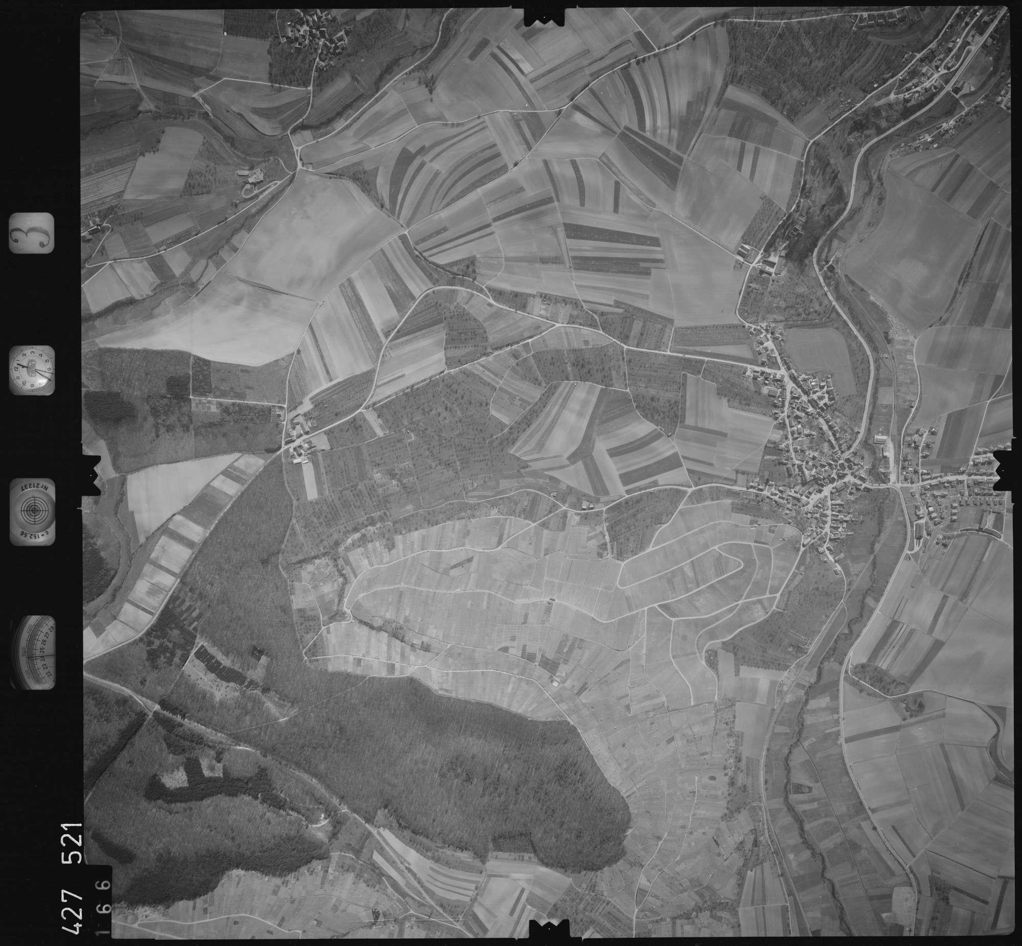 Luftbild: Film 3 Bildnr. 166, Bild 1
