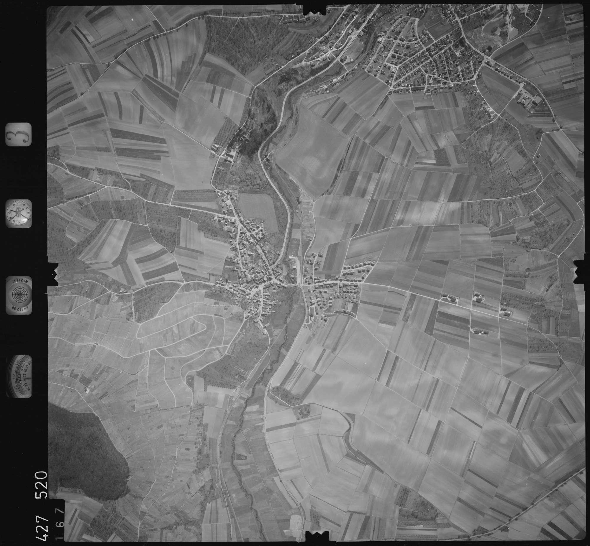 Luftbild: Film 3 Bildnr. 167, Bild 1