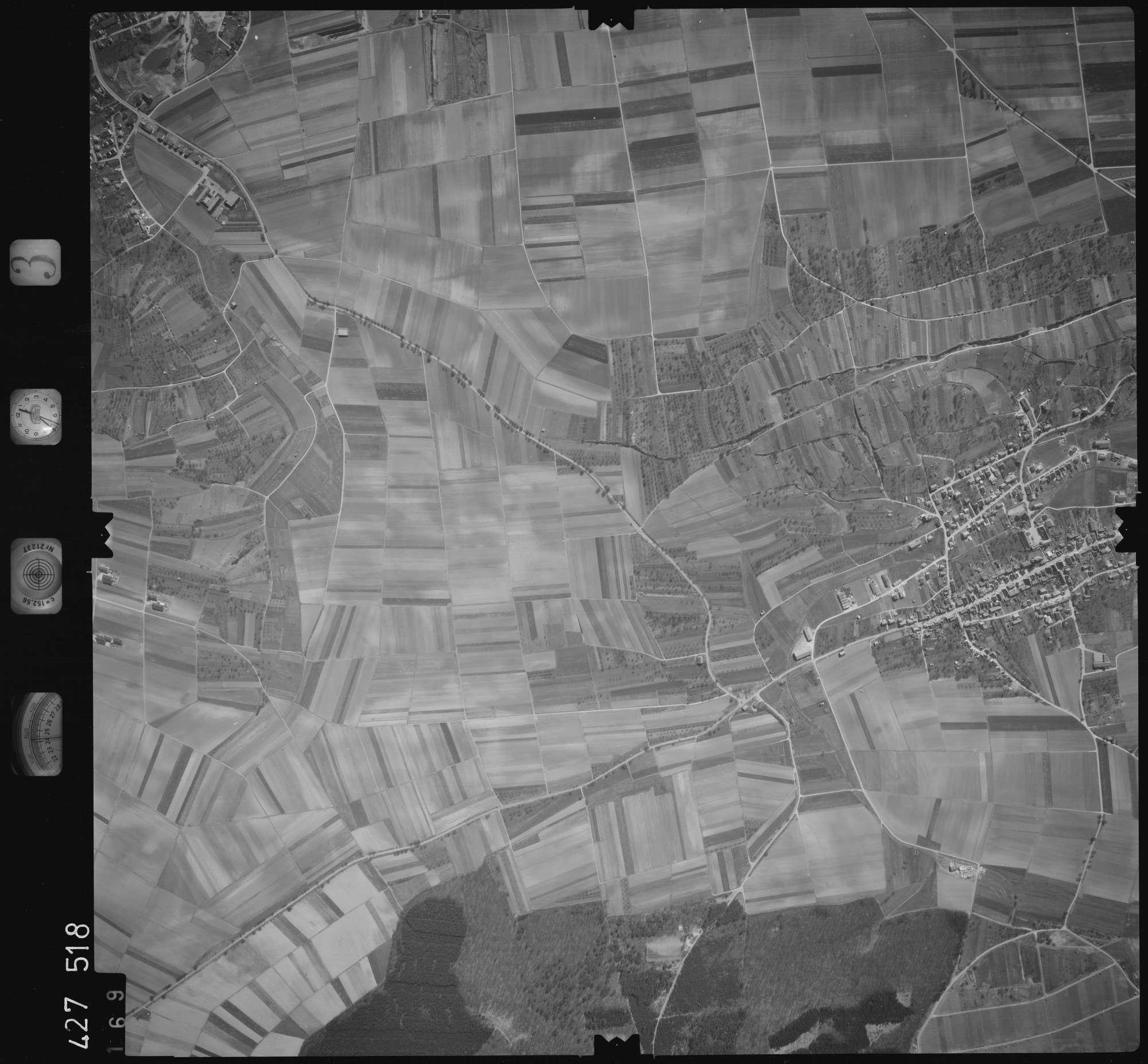 Luftbild: Film 3 Bildnr. 169, Bild 1