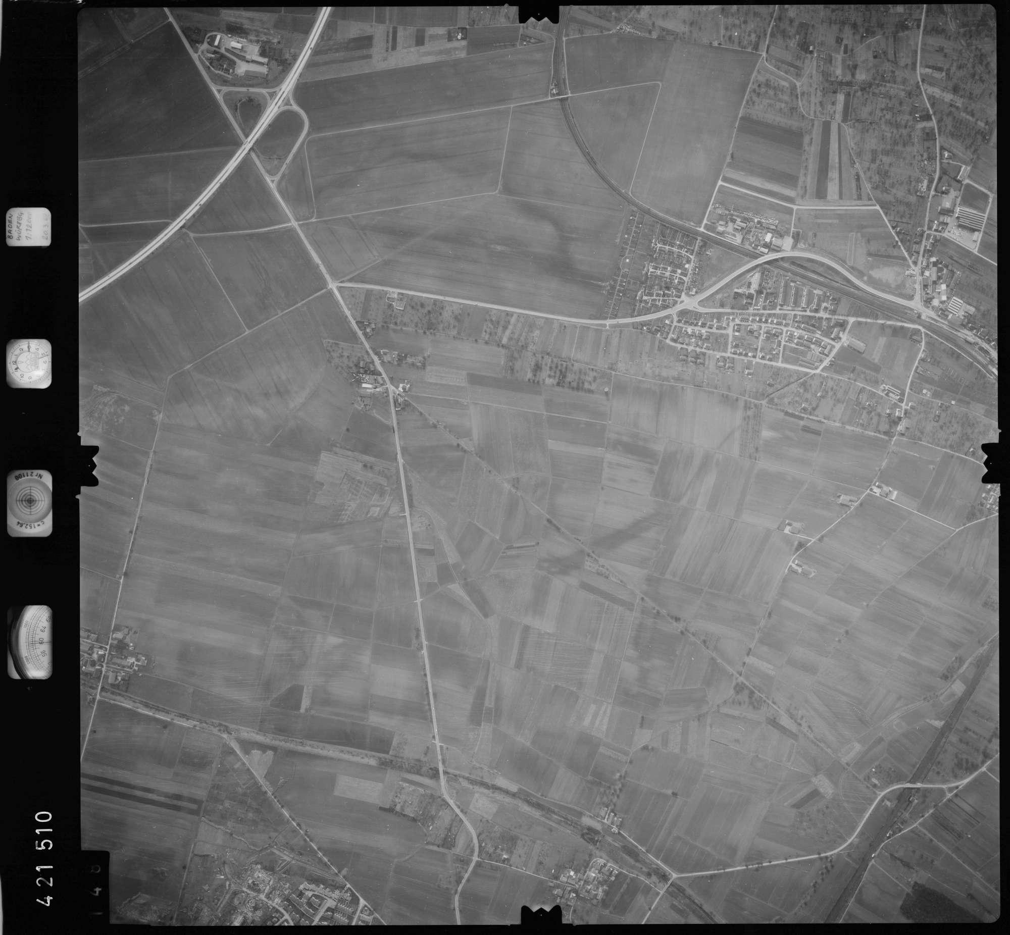 Luftbild: Film 1 Bildnr. 148, Bild 1