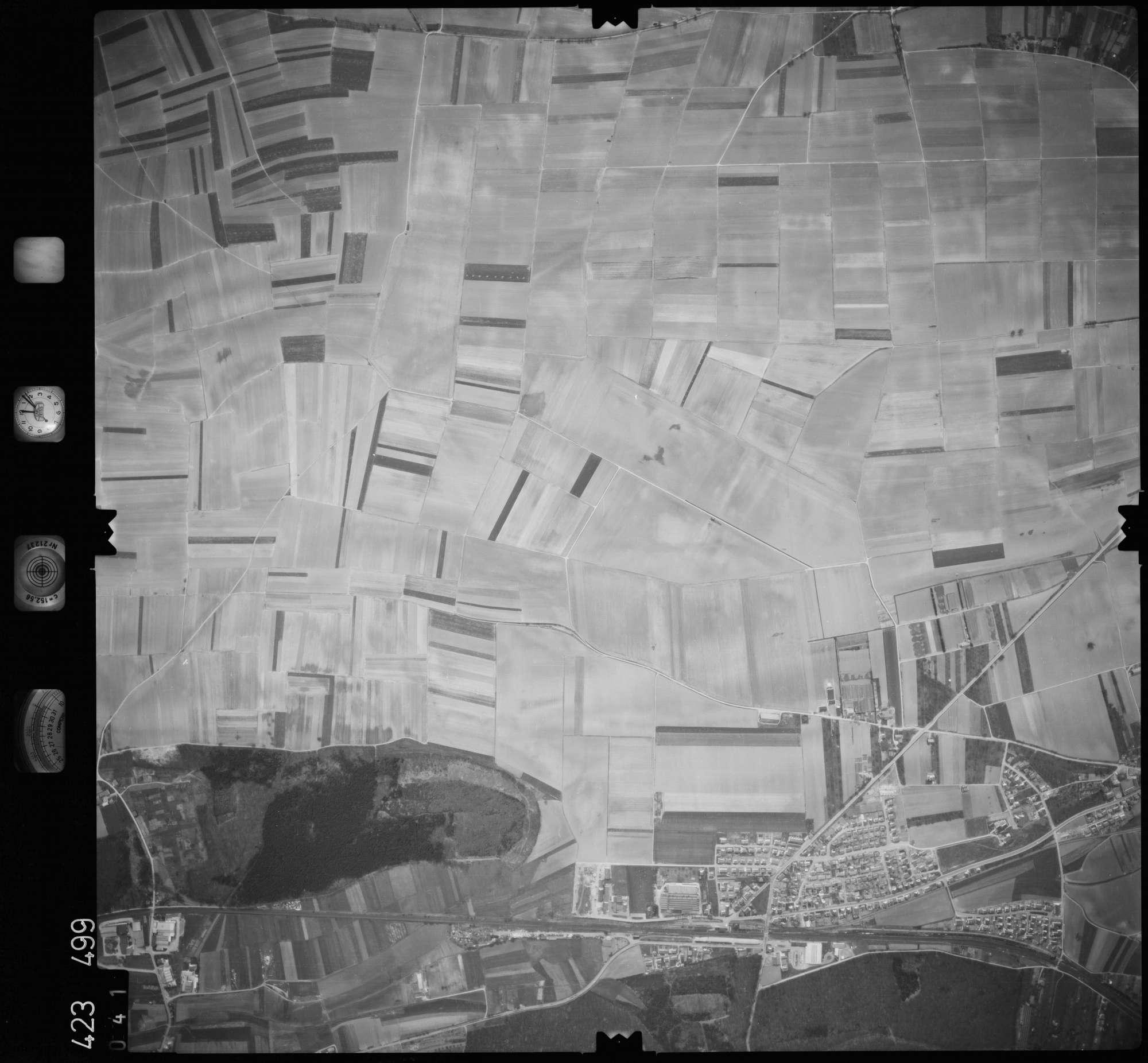Luftbild: Film 1 Bildnr. 41, Bild 1