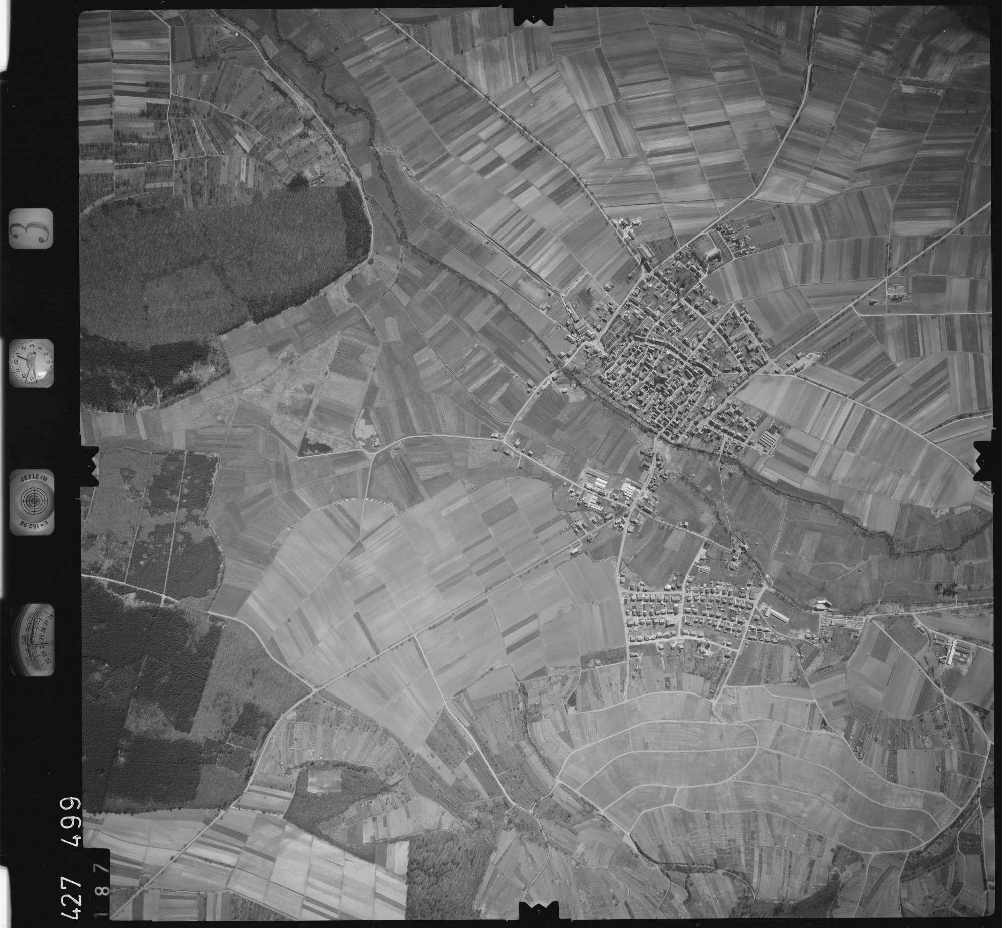 Luftbild: Film 3 Bildnr. 187, Bild 1