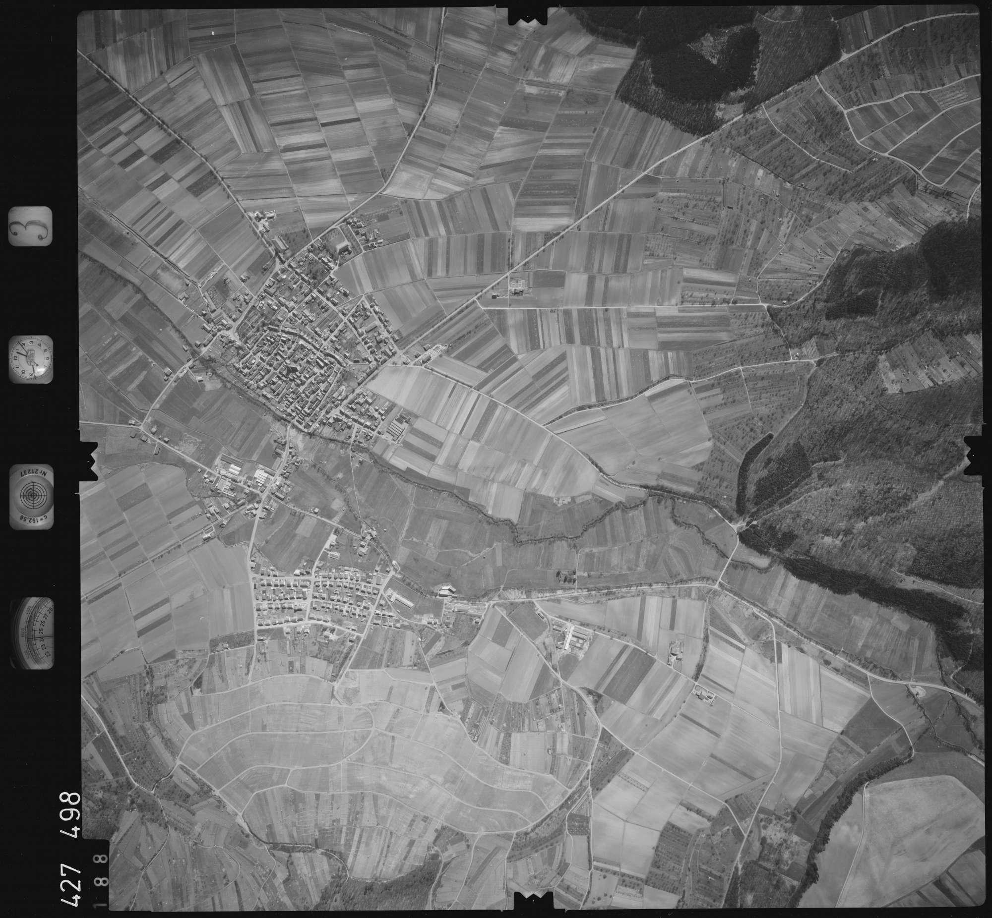 Luftbild: Film 3 Bildnr. 188, Bild 1