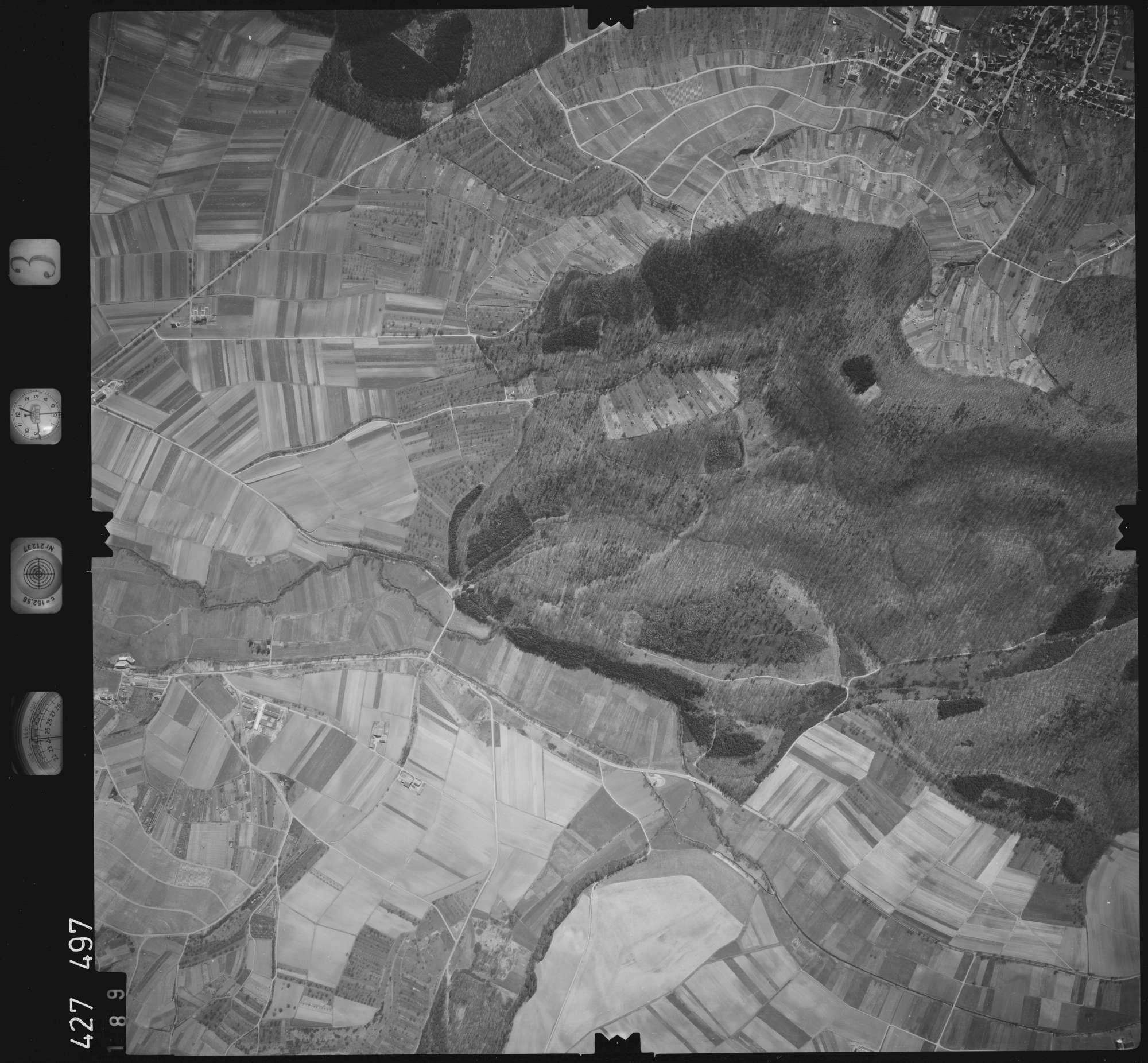 Luftbild: Film 3 Bildnr. 189, Bild 1