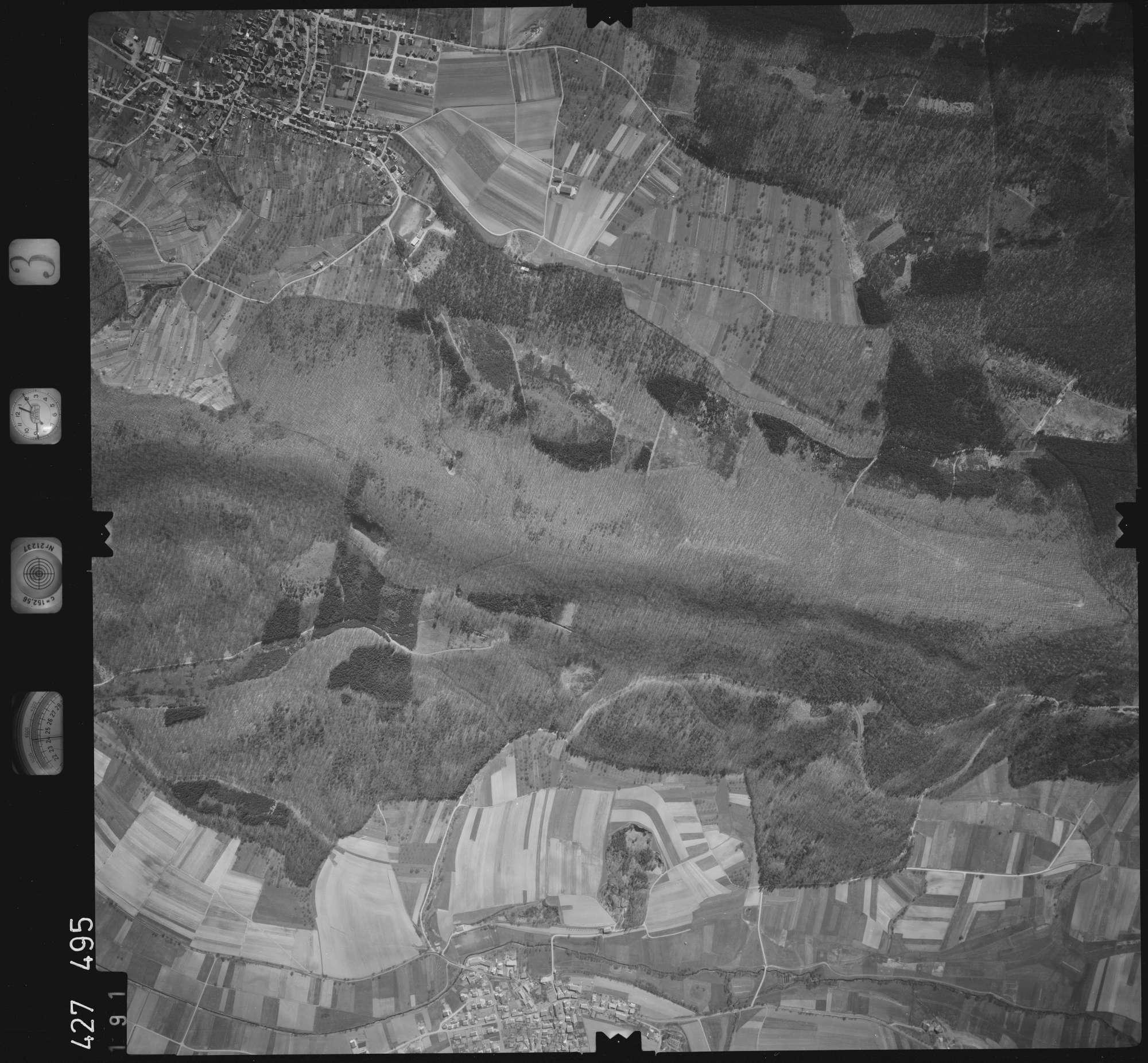 Luftbild: Film 3 Bildnr. 191, Bild 1