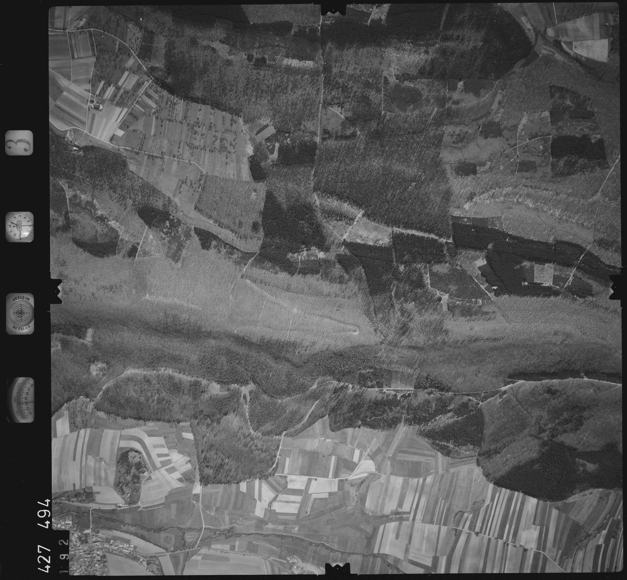 Luftbild: Film 3 Bildnr. 192, Bild 1