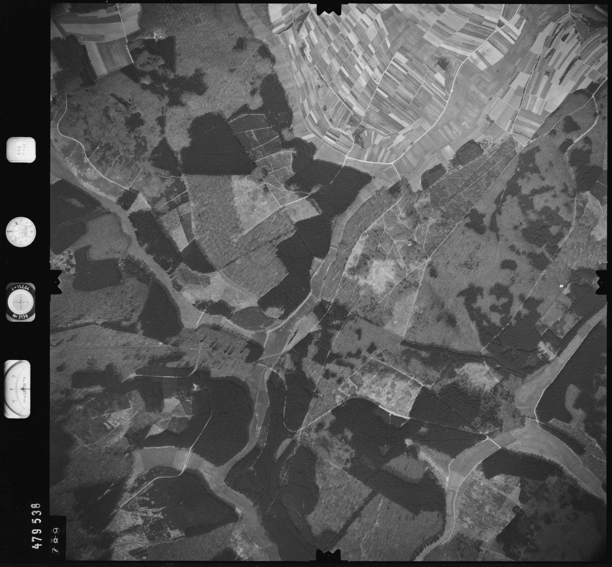 Luftbild: Film 898 Bildnr. 789, Bild 1