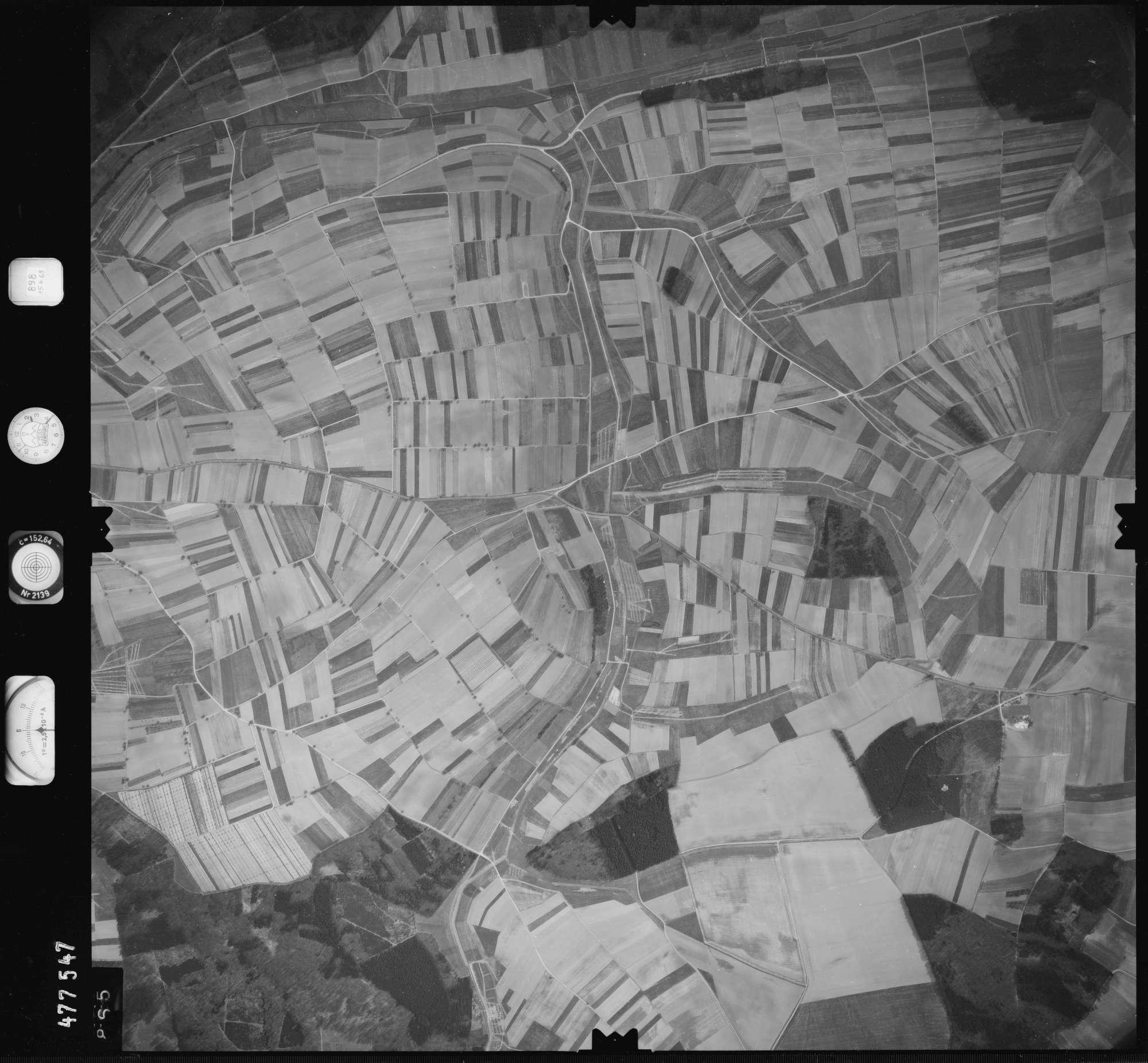 Luftbild: Film 898 Bildnr. 865, Bild 1