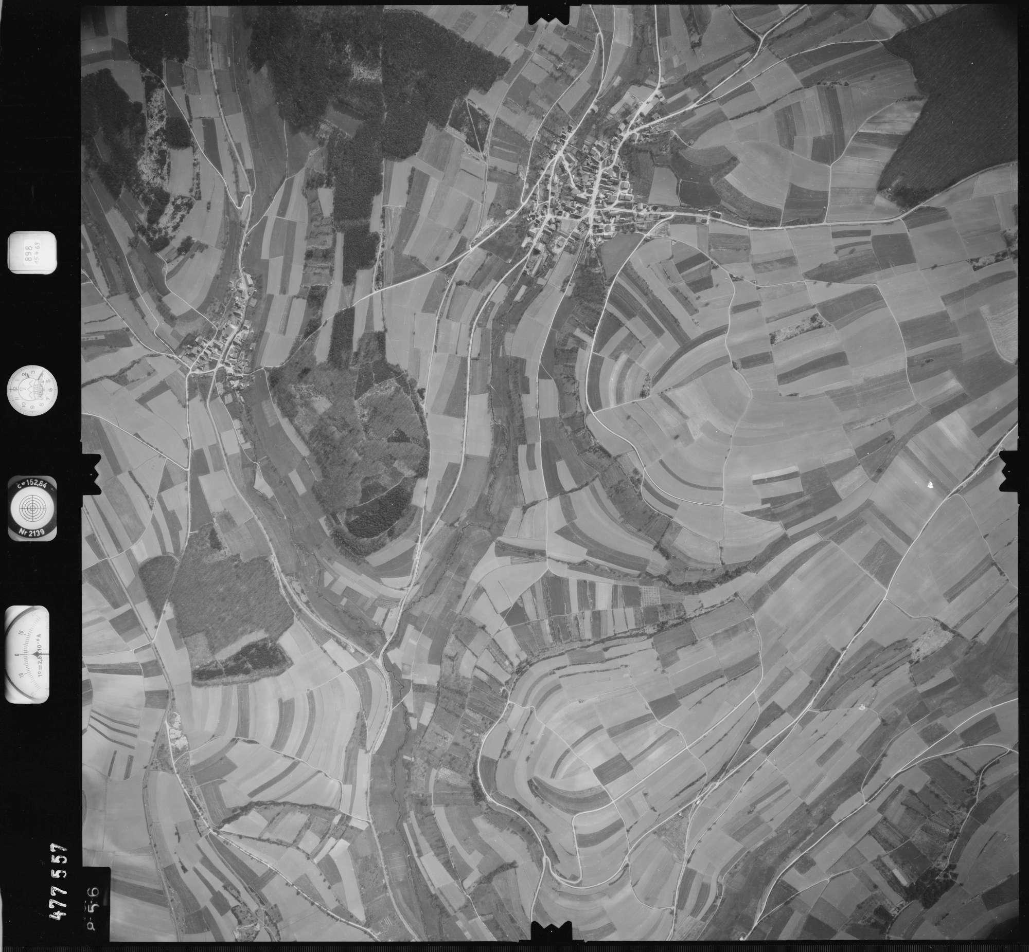 Luftbild: Film 898 Bildnr. 856, Bild 1