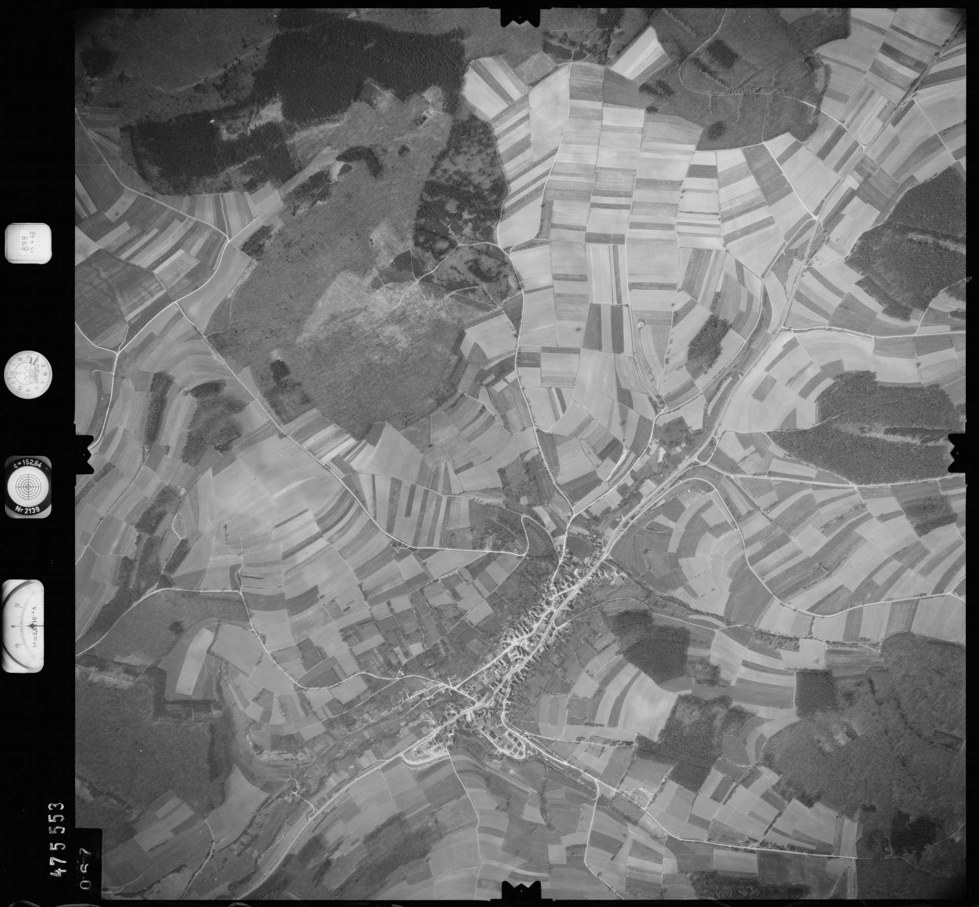 Luftbild: Film 899 Bildnr. 67, Bild 1