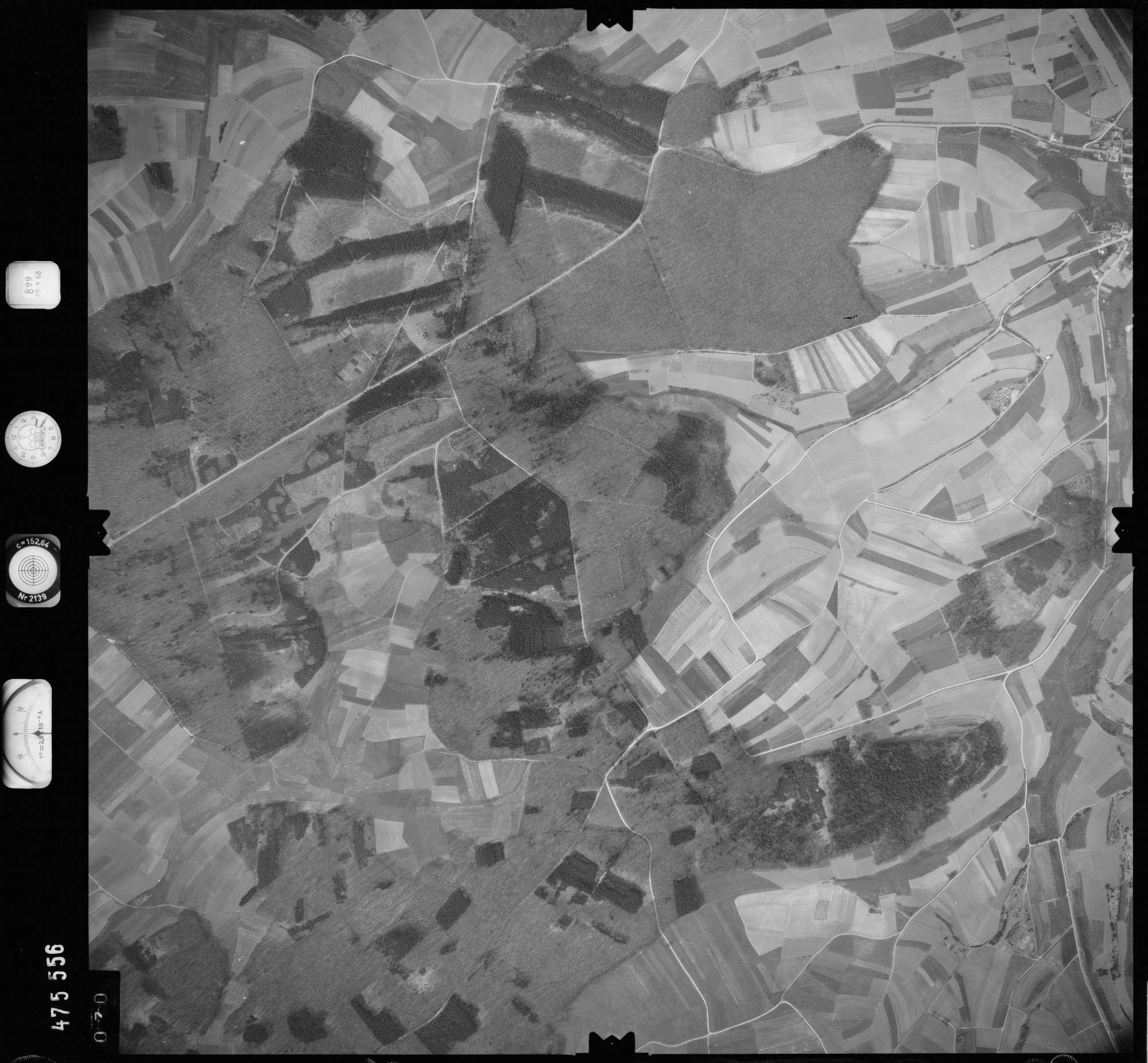 Luftbild: Film 899 Bildnr. 70, Bild 1