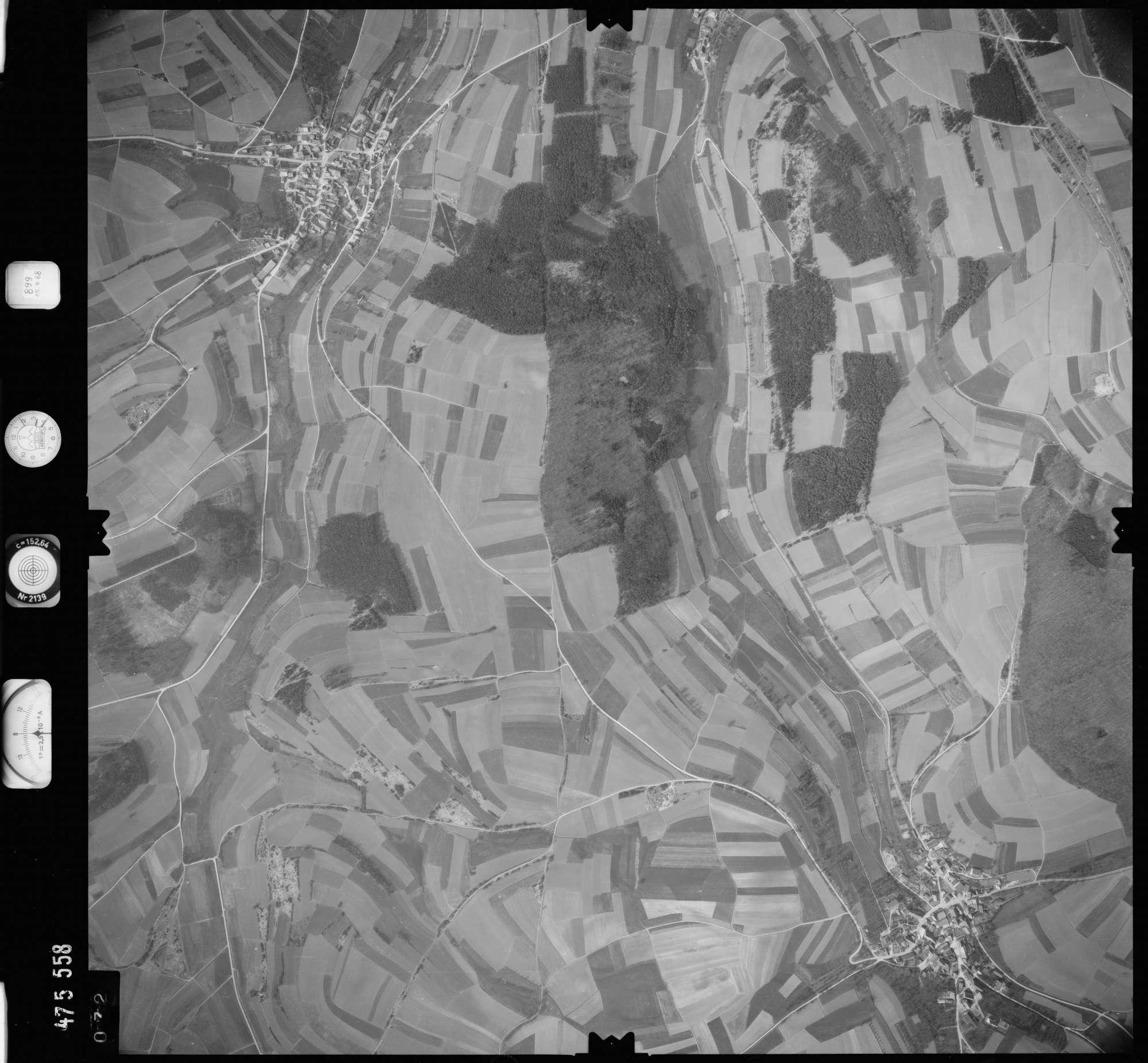 Luftbild: Film 899 Bildnr. 72, Bild 1