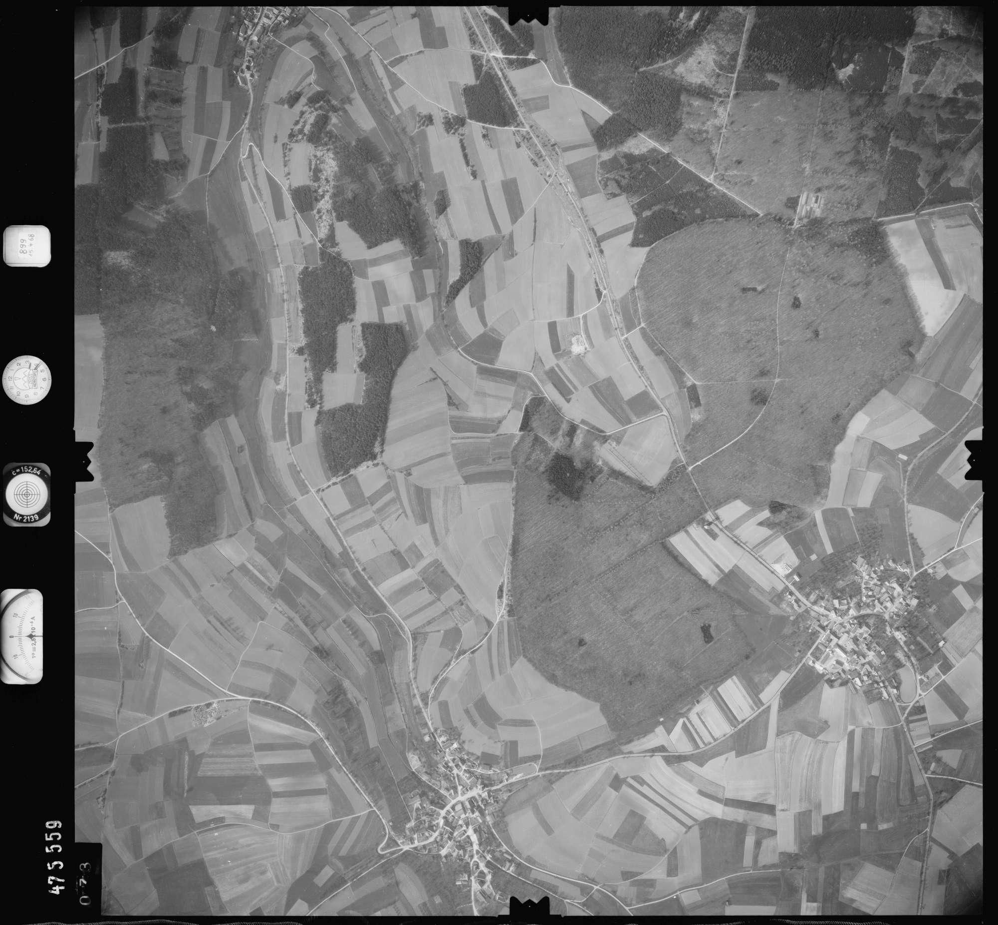 Luftbild: Film 899 Bildnr. 73, Bild 1