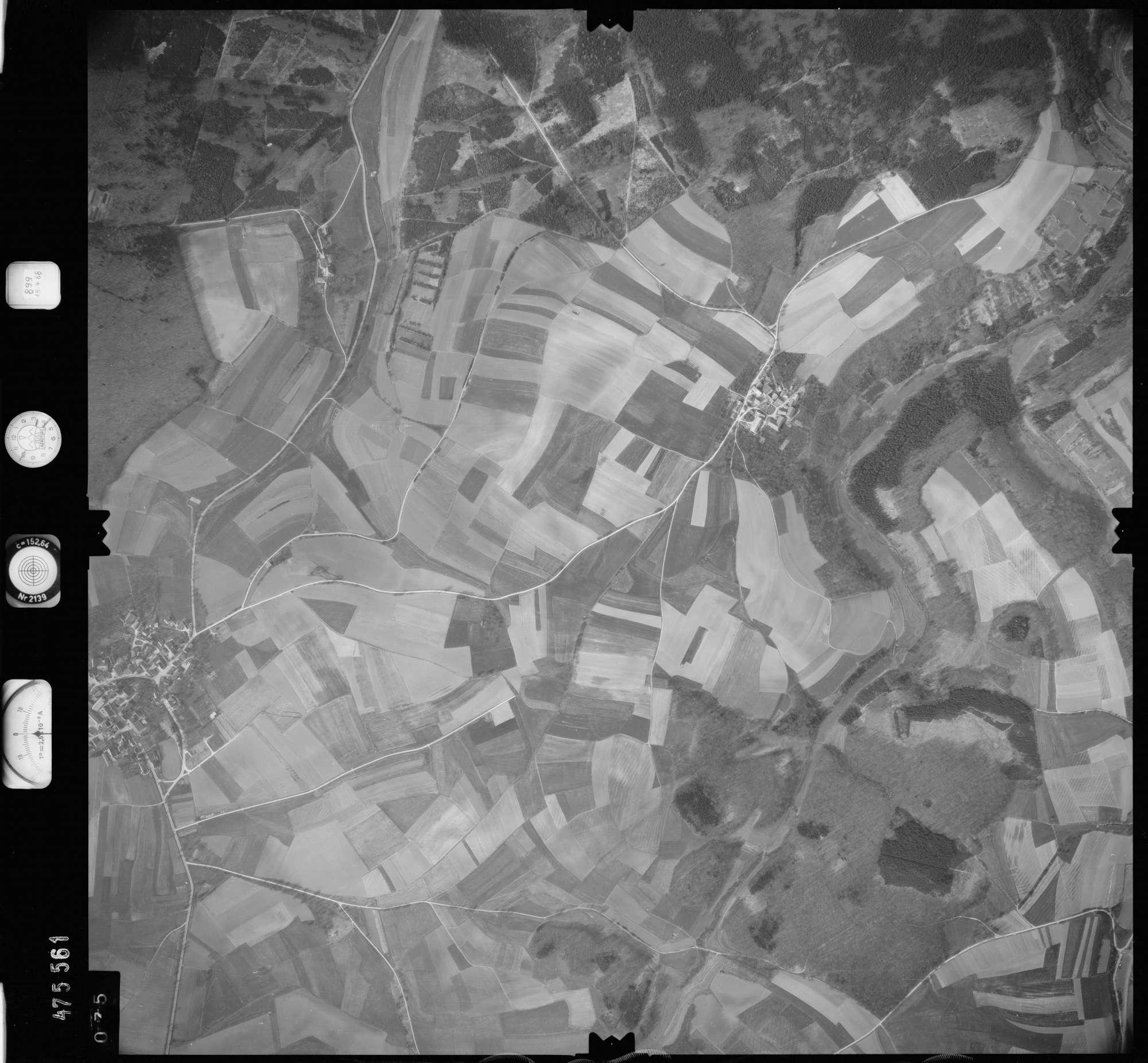 Luftbild: Film 899 Bildnr. 75, Bild 1