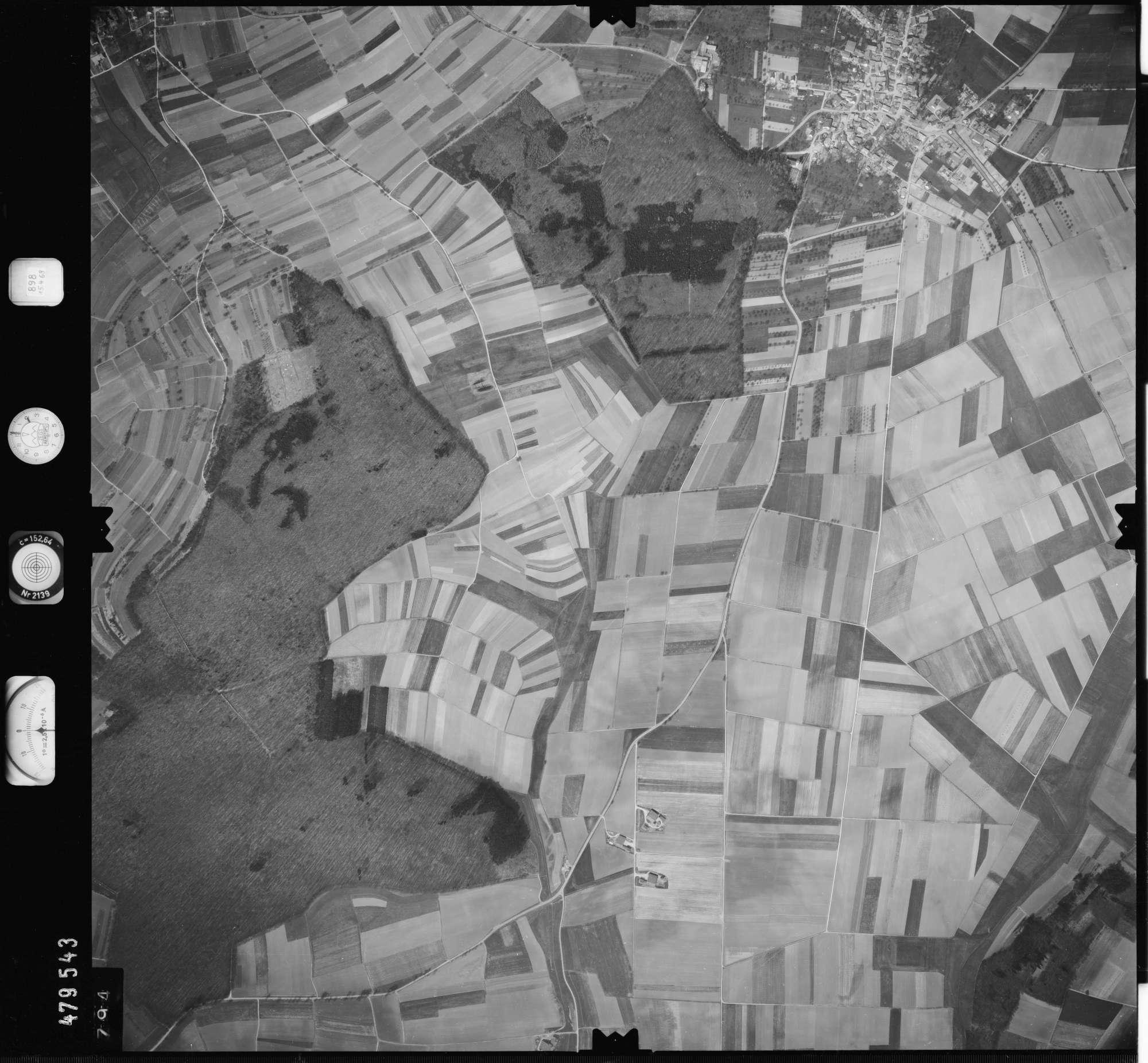 Luftbild: Film 898 Bildnr. 794, Bild 1