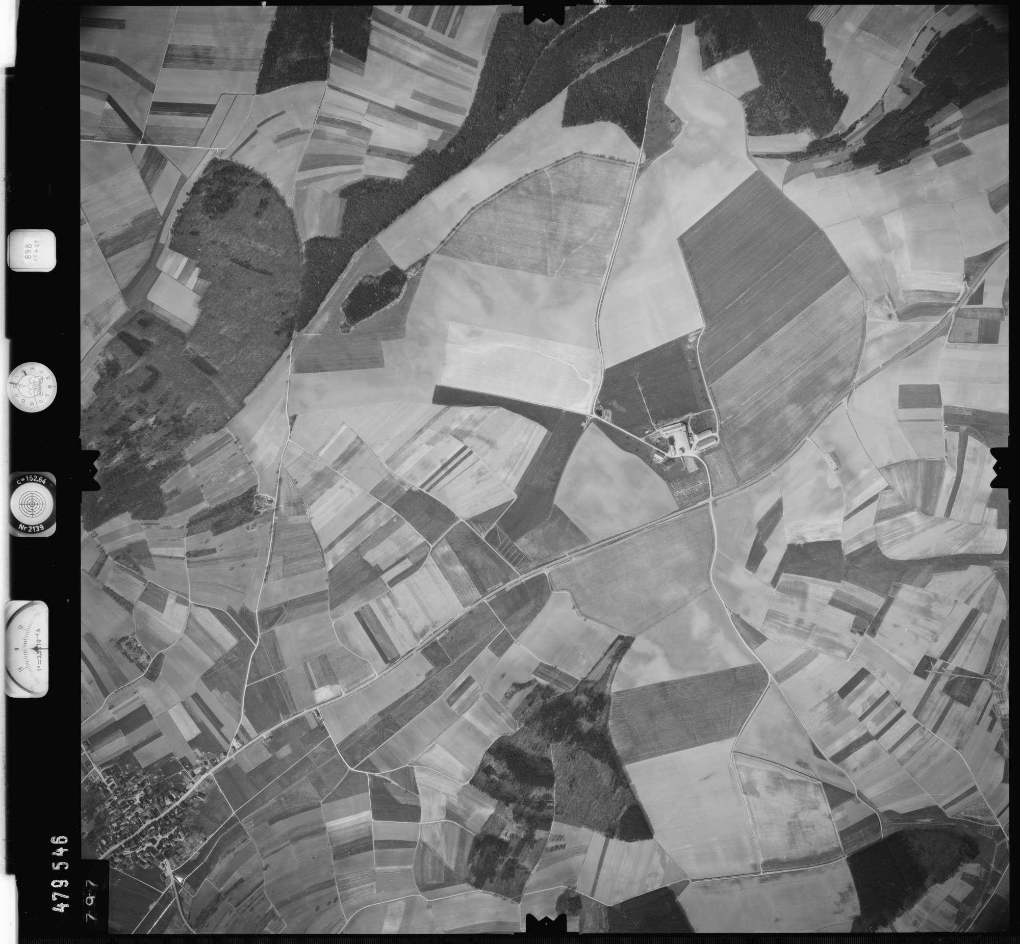Luftbild: Film 898 Bildnr. 797, Bild 1