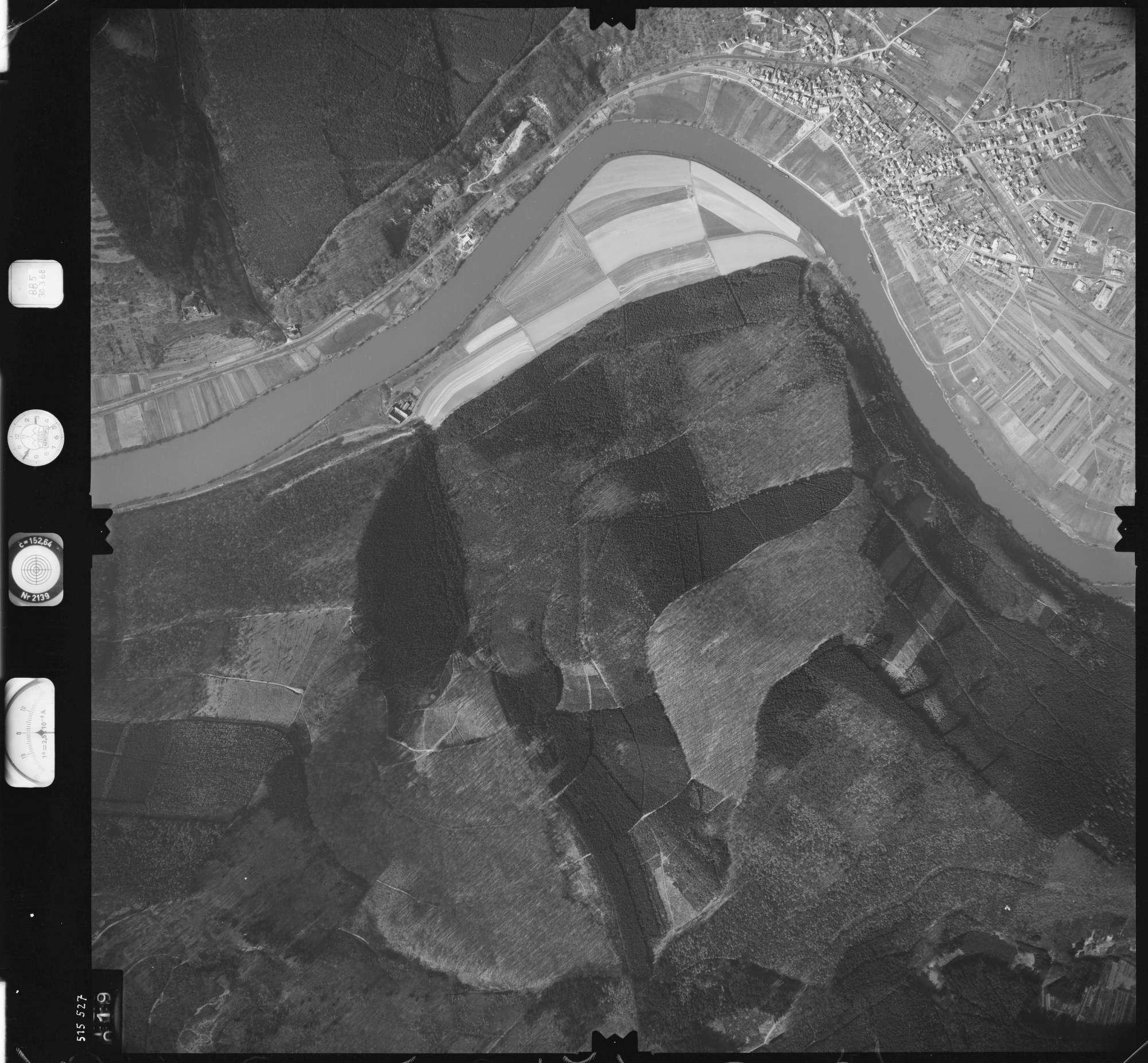 Luftbild: Film 885 Bildnr. 19, Bild 1