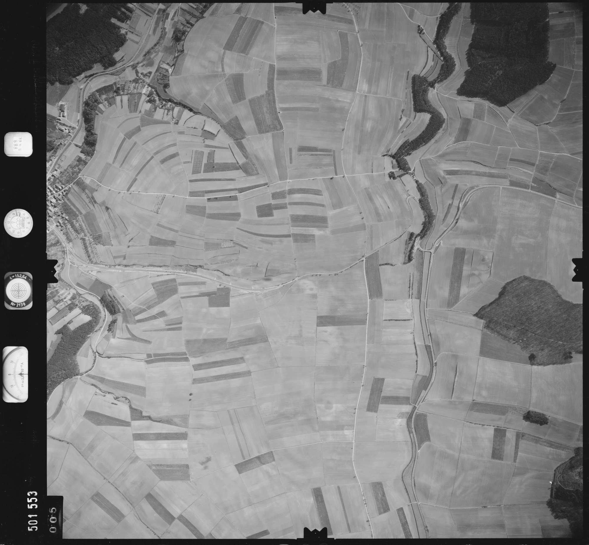 Luftbild: Film 890 Bildnr. 5, Bild 1