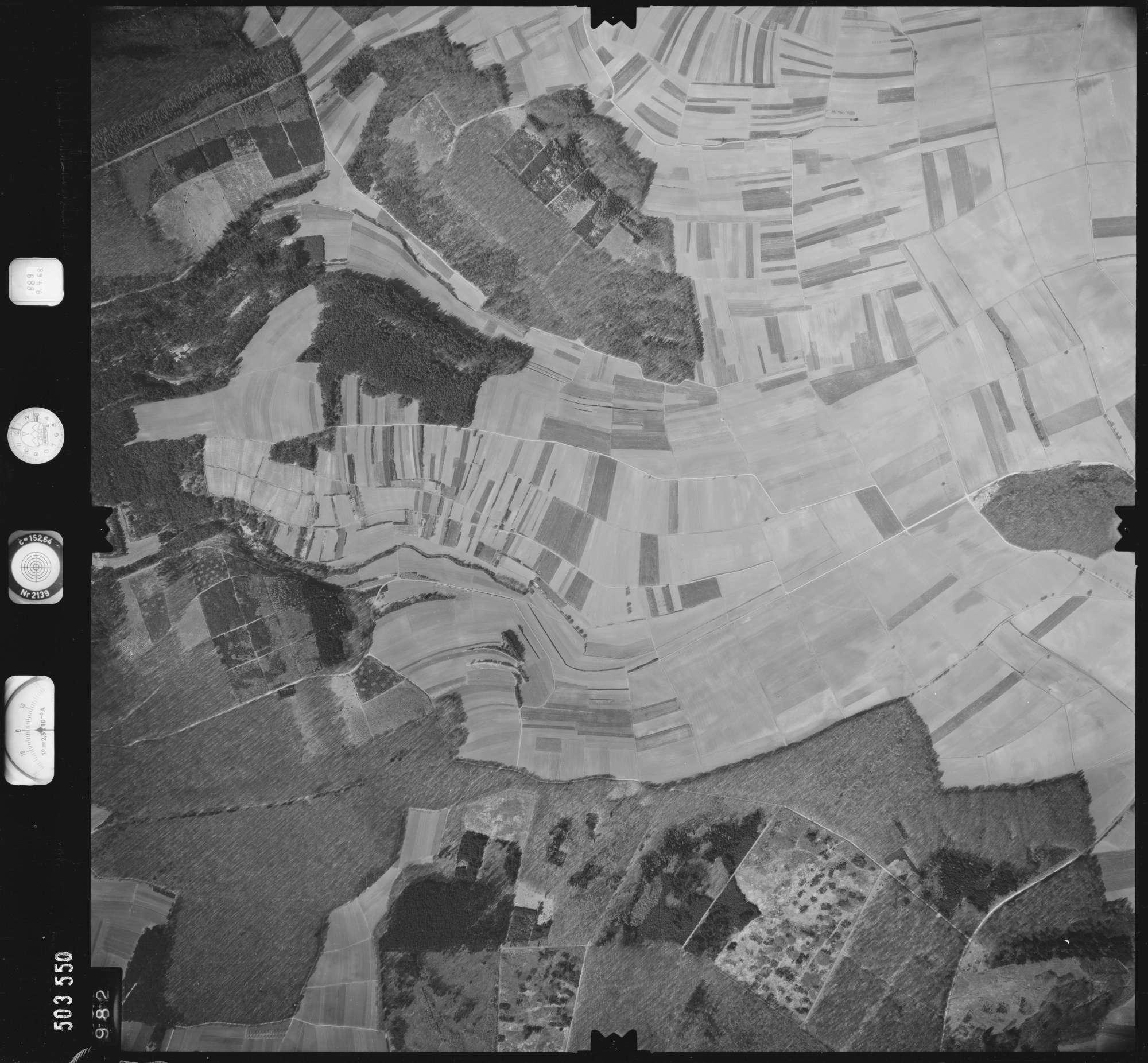 Luftbild: Film 890 Bildnr. 982, Bild 1