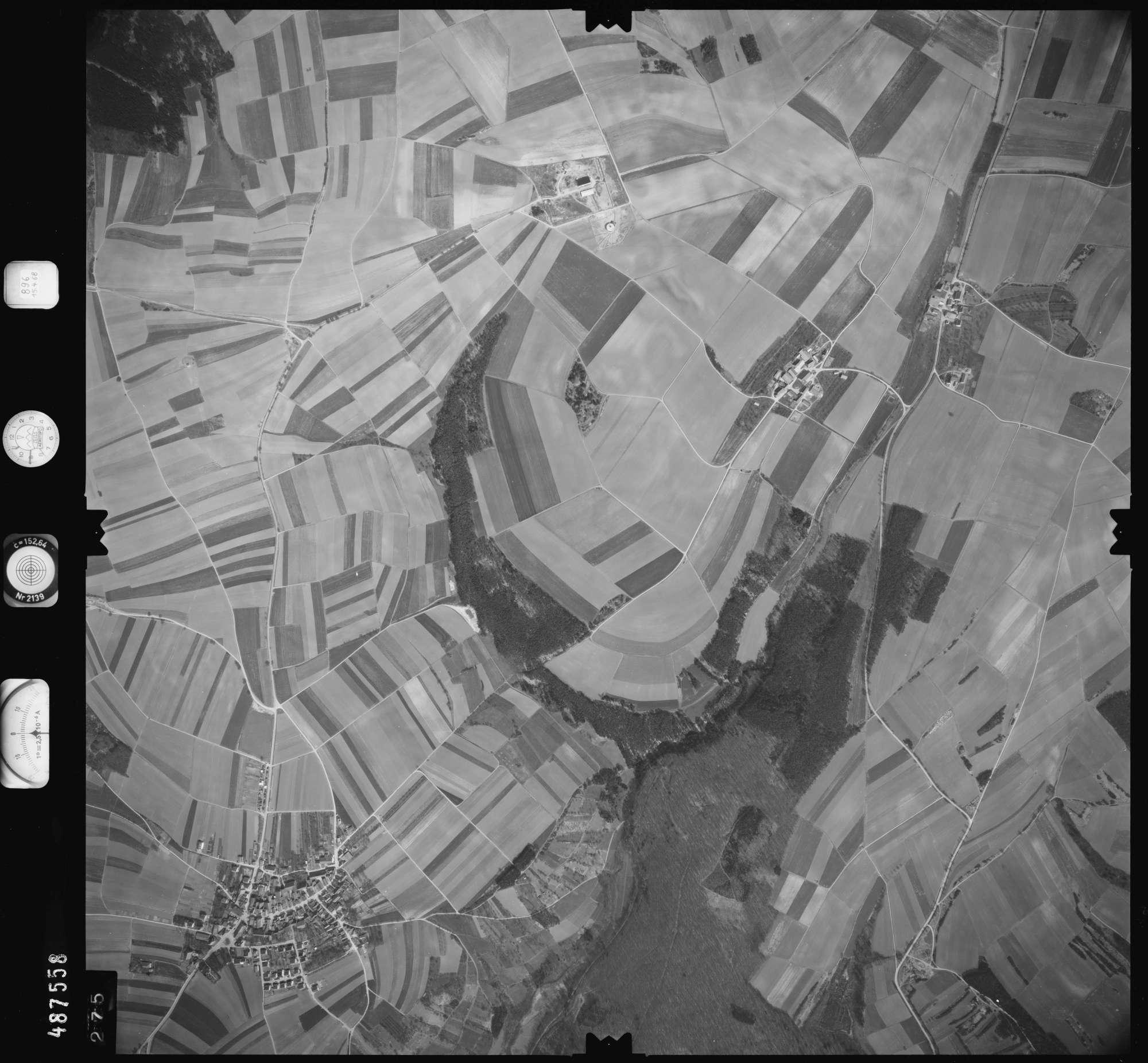Luftbild: Film 896 Bildnr. 275, Bild 1