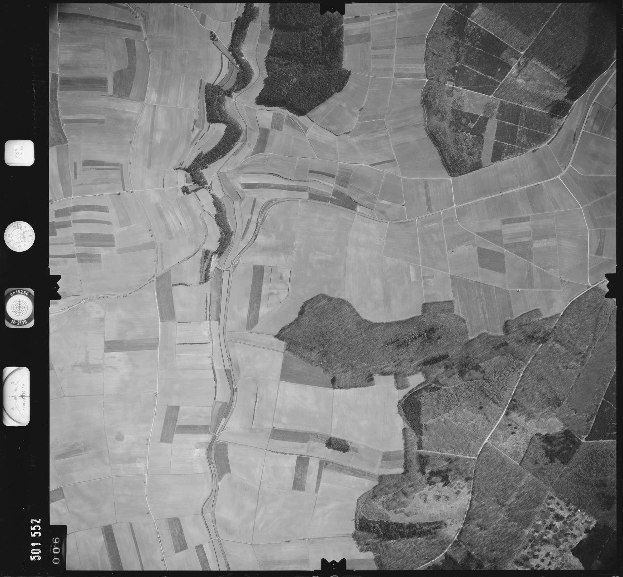 Luftbild: Film 890 Bildnr. 6, Bild 1