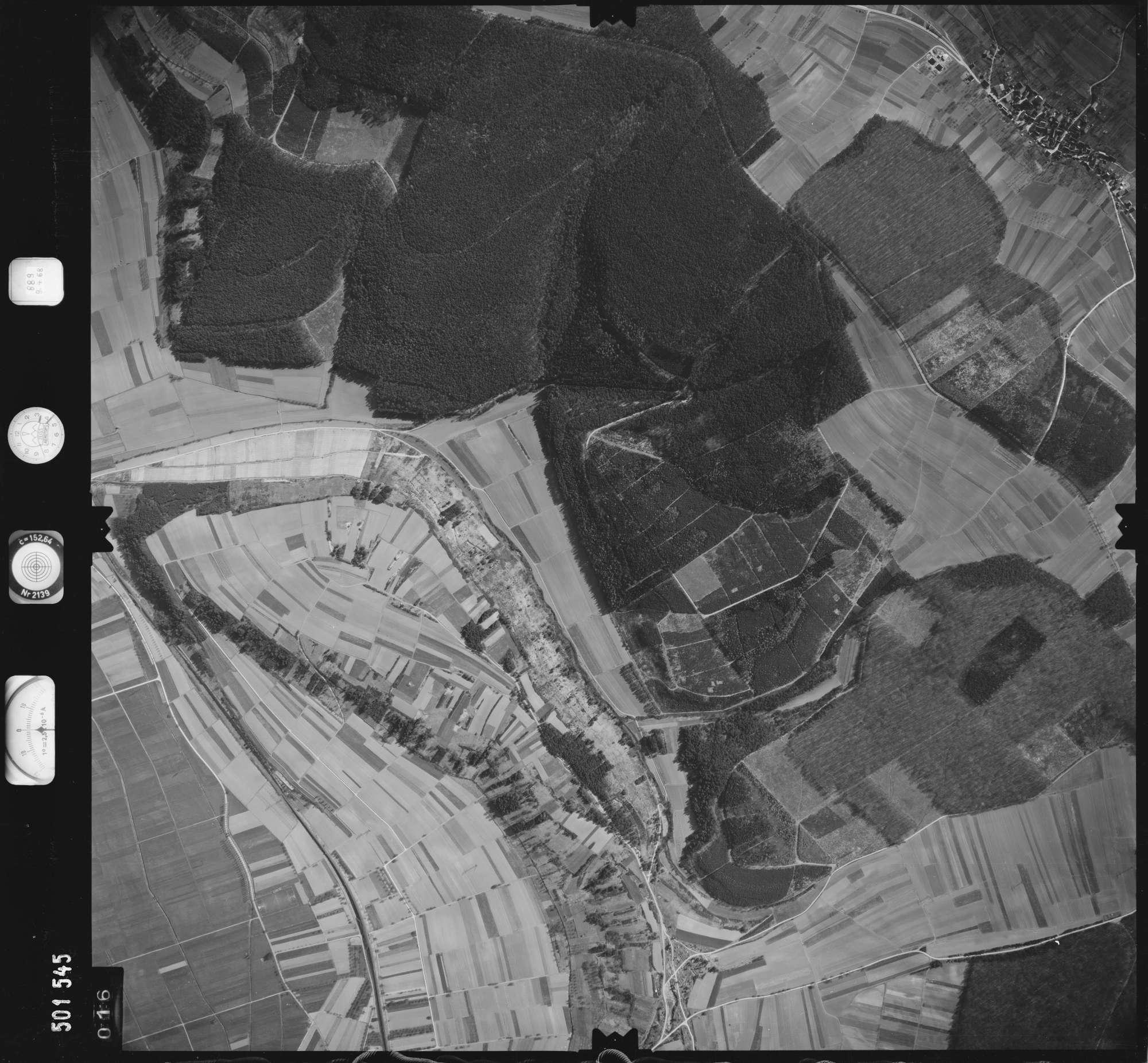 Luftbild: Film 890 Bildnr. 16, Bild 1