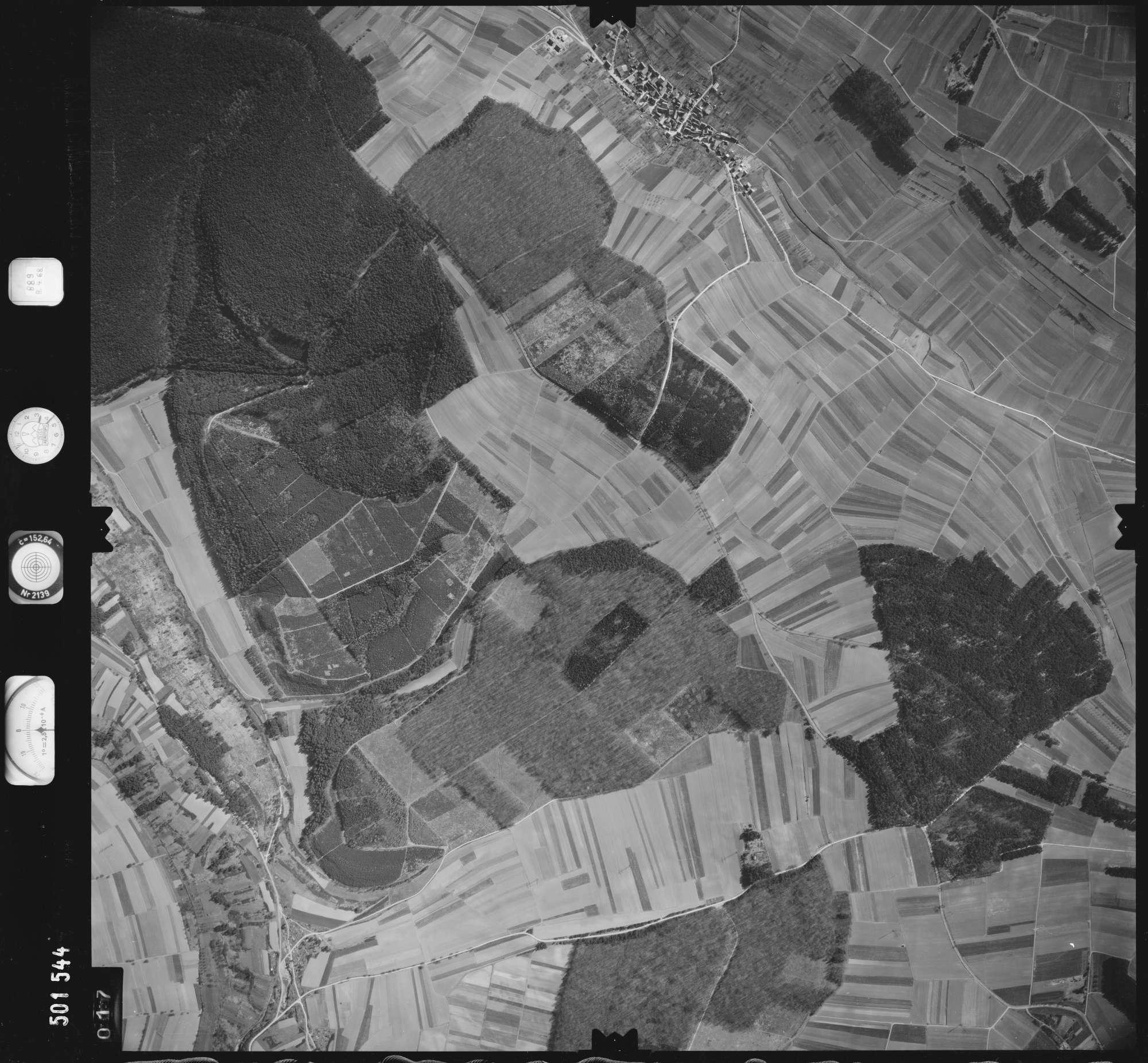 Luftbild: Film 890 Bildnr. 17, Bild 1