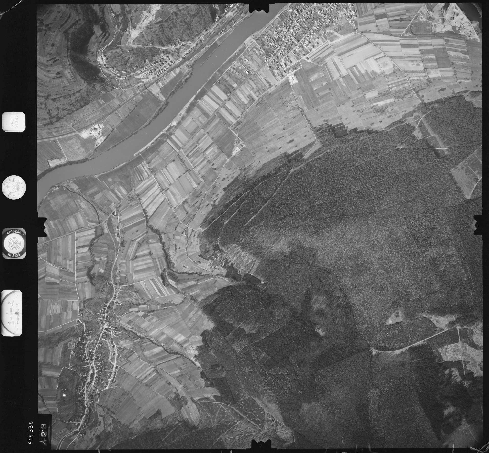 Luftbild: Film 885 Bildnr. 23, Bild 1