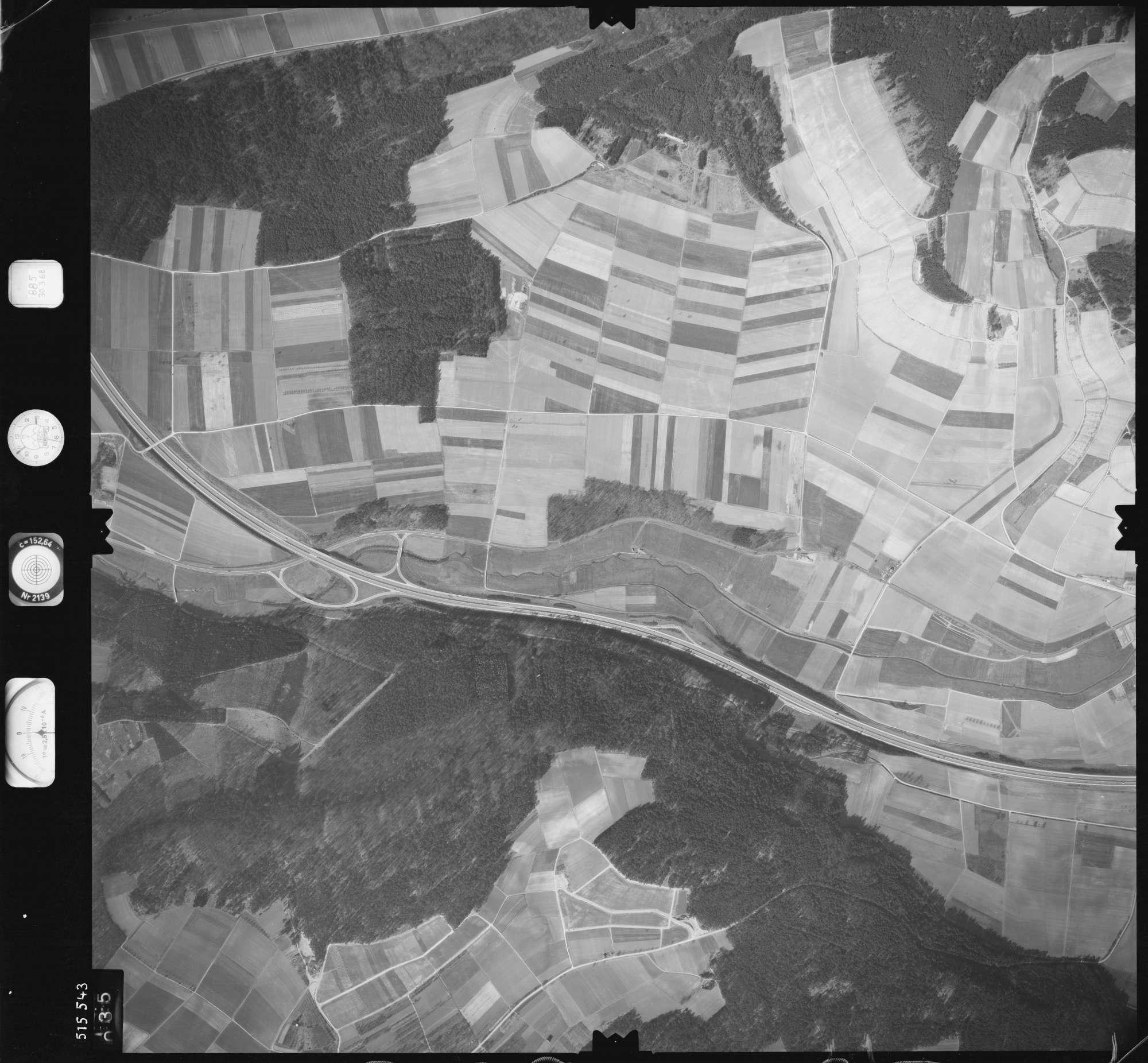 Luftbild: Film 885 Bildnr. 35, Bild 1