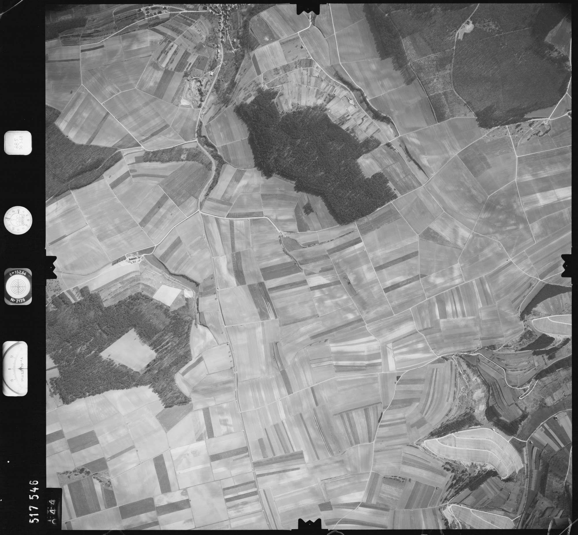 Luftbild: Film 885 Bildnr. 44, Bild 1