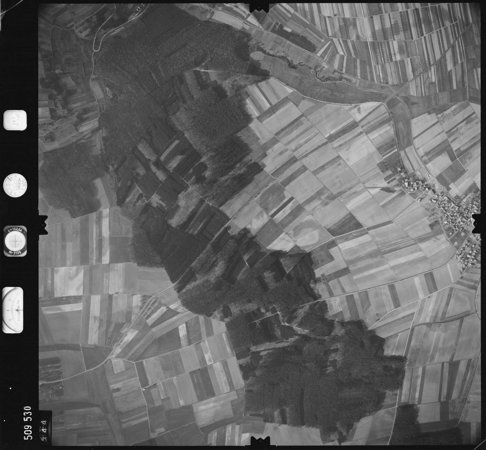 Luftbild: Film 885 Bildnr. 144, Bild 1