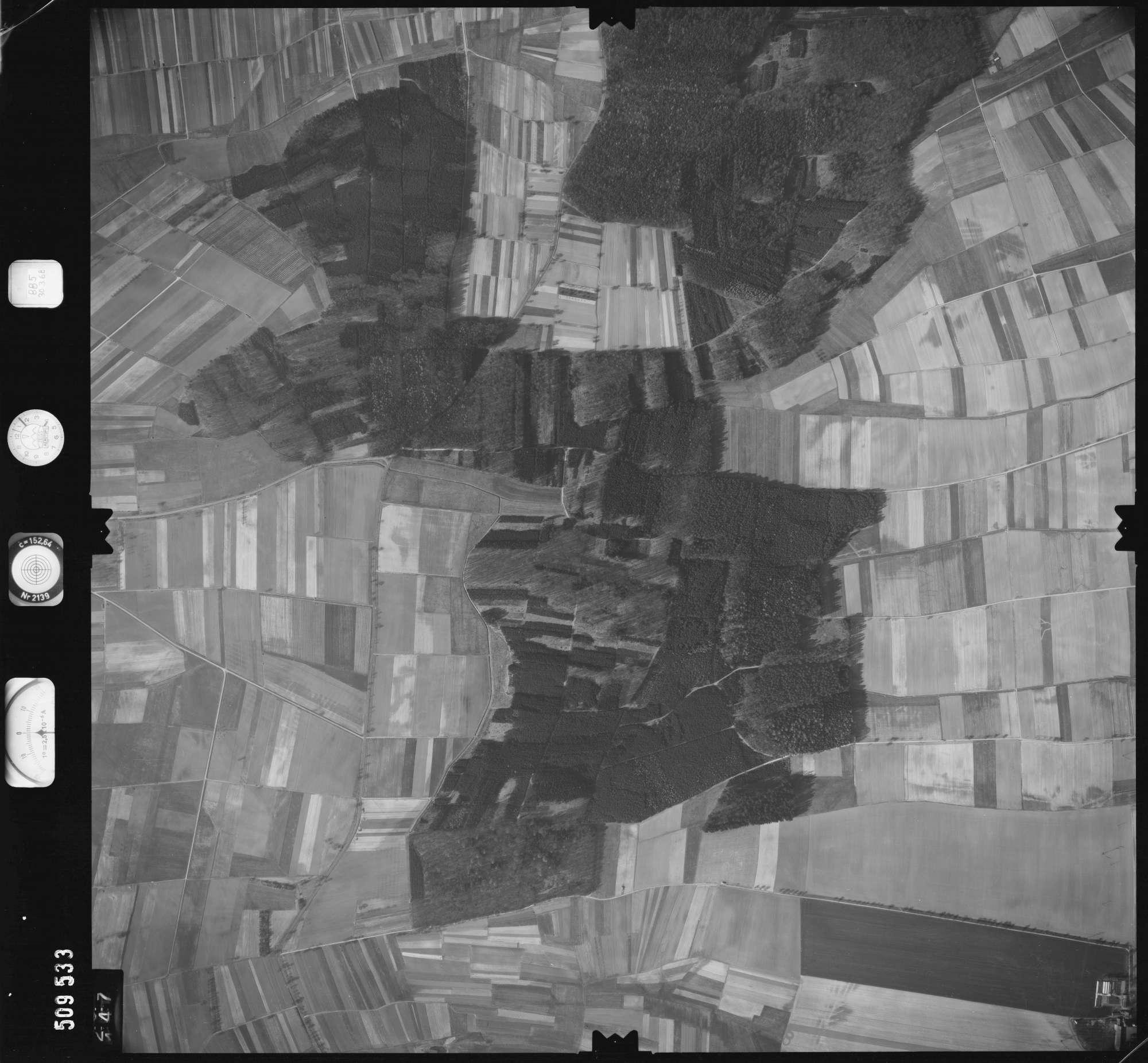 Luftbild: Film 885 Bildnr. 147, Bild 1
