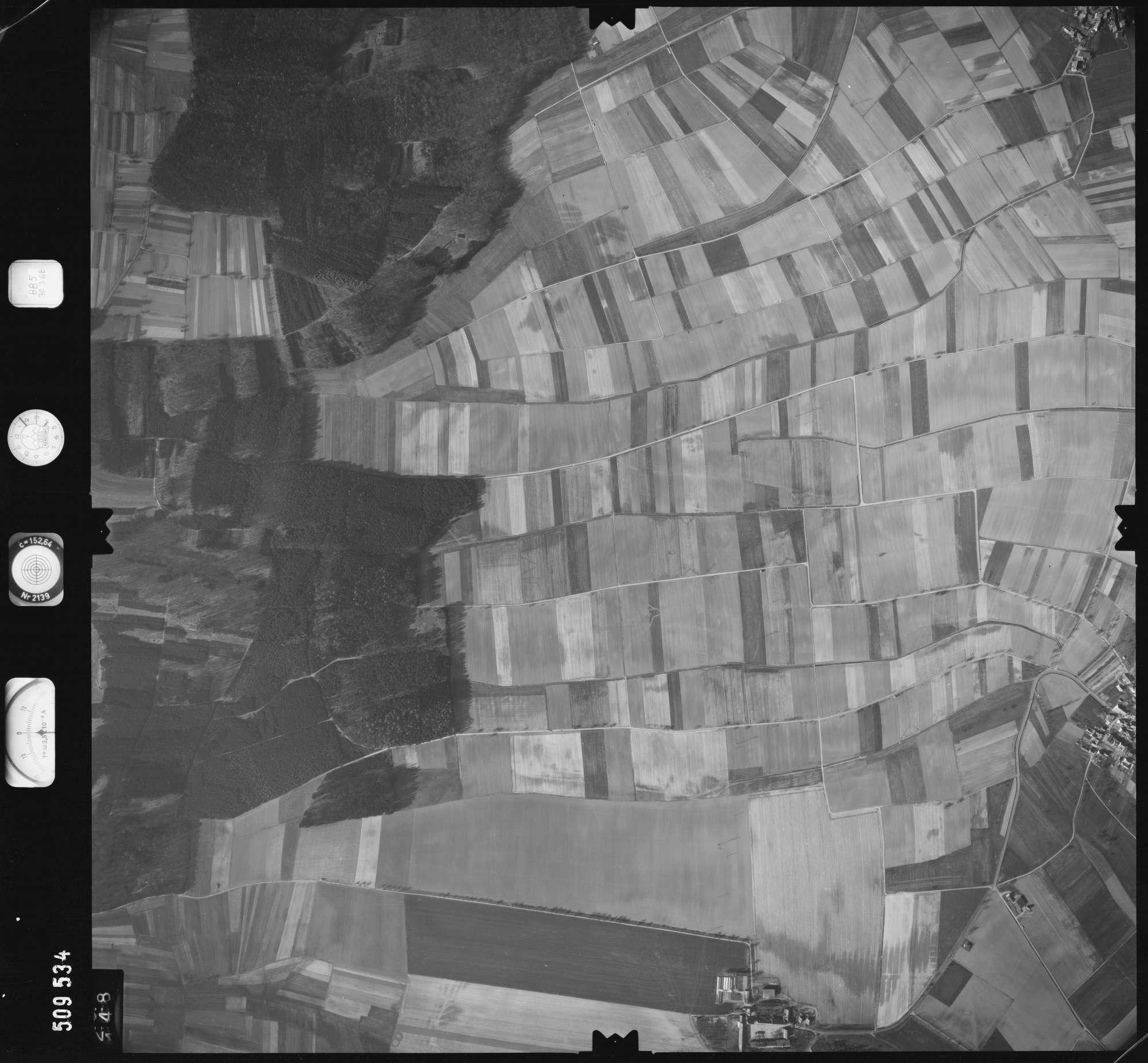 Luftbild: Film 885 Bildnr. 148, Bild 1