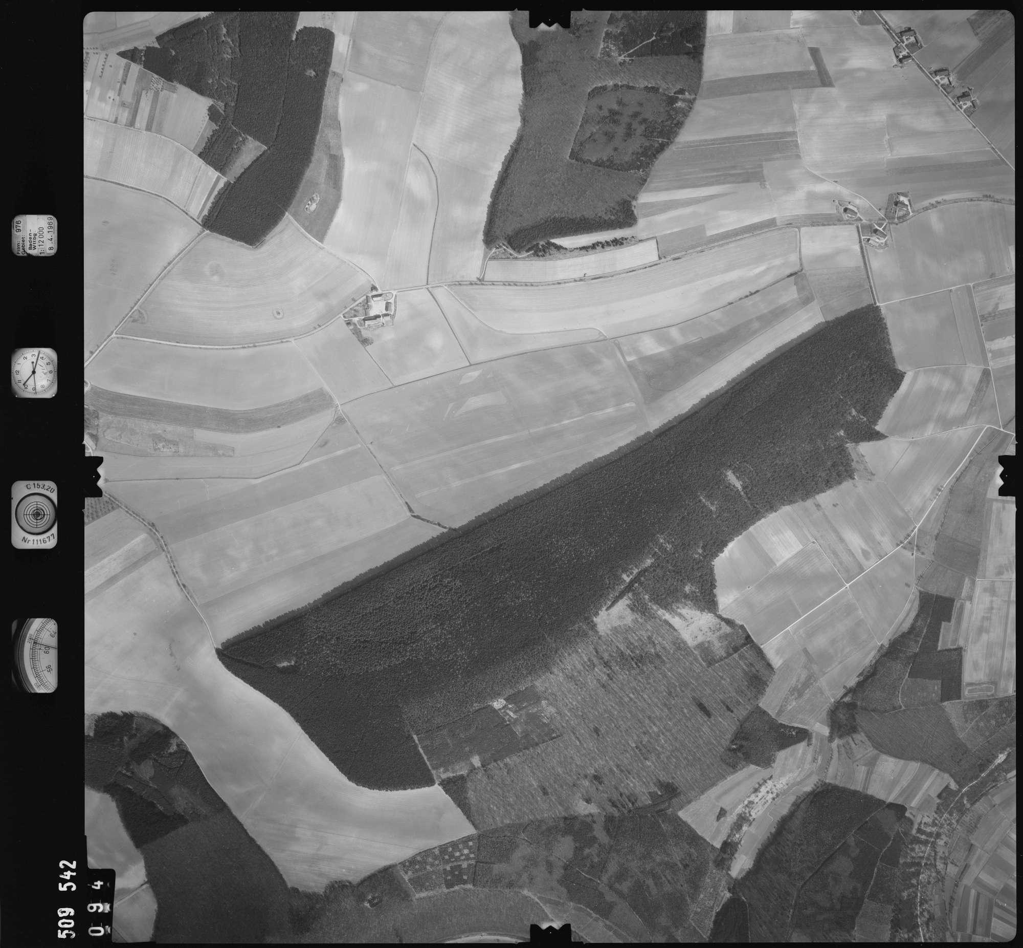 Luftbild: Film 976 Bildnr. 94, Bild 1