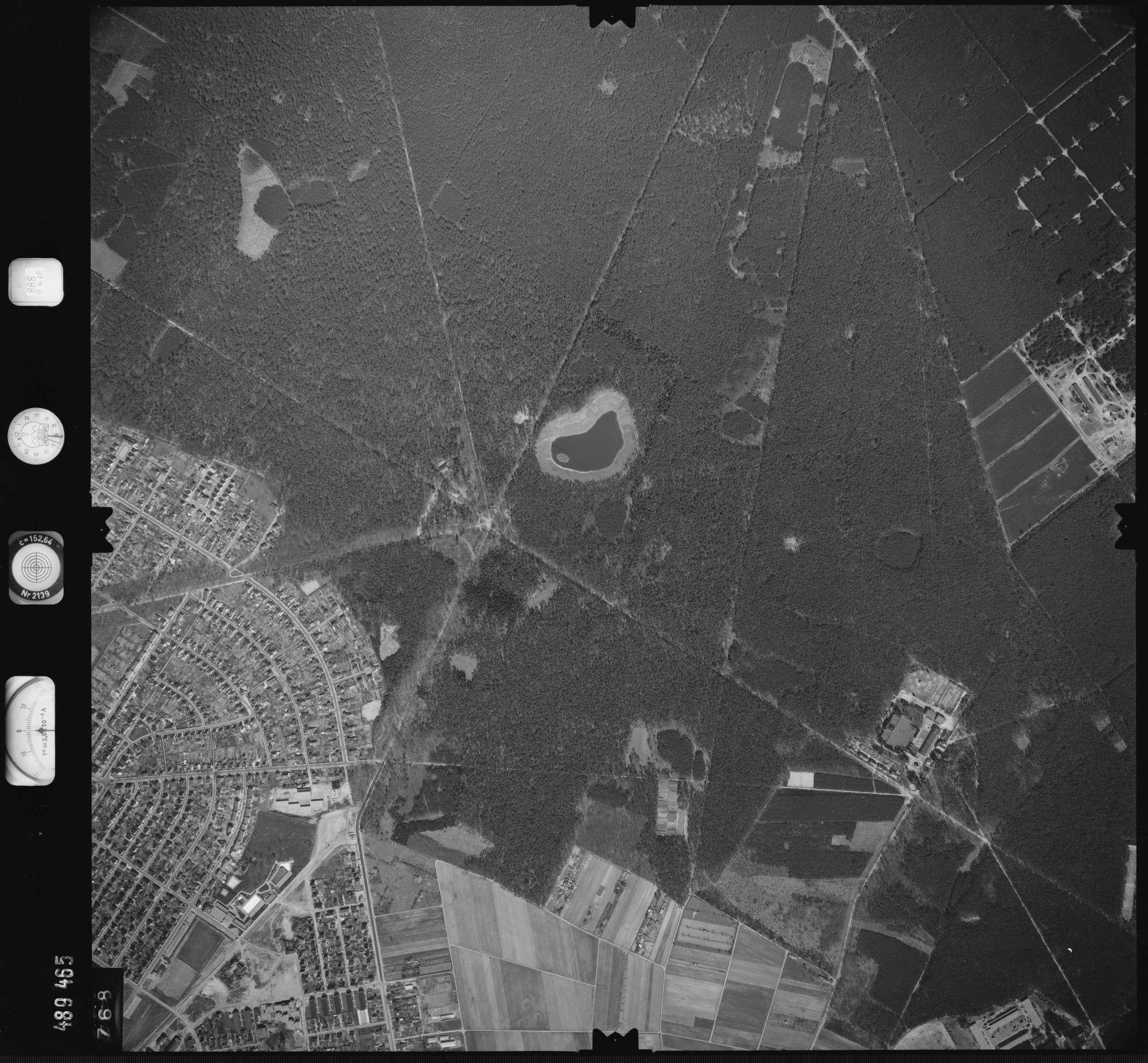 Luftbild: Film 888 Bildnr. 768, Bild 1