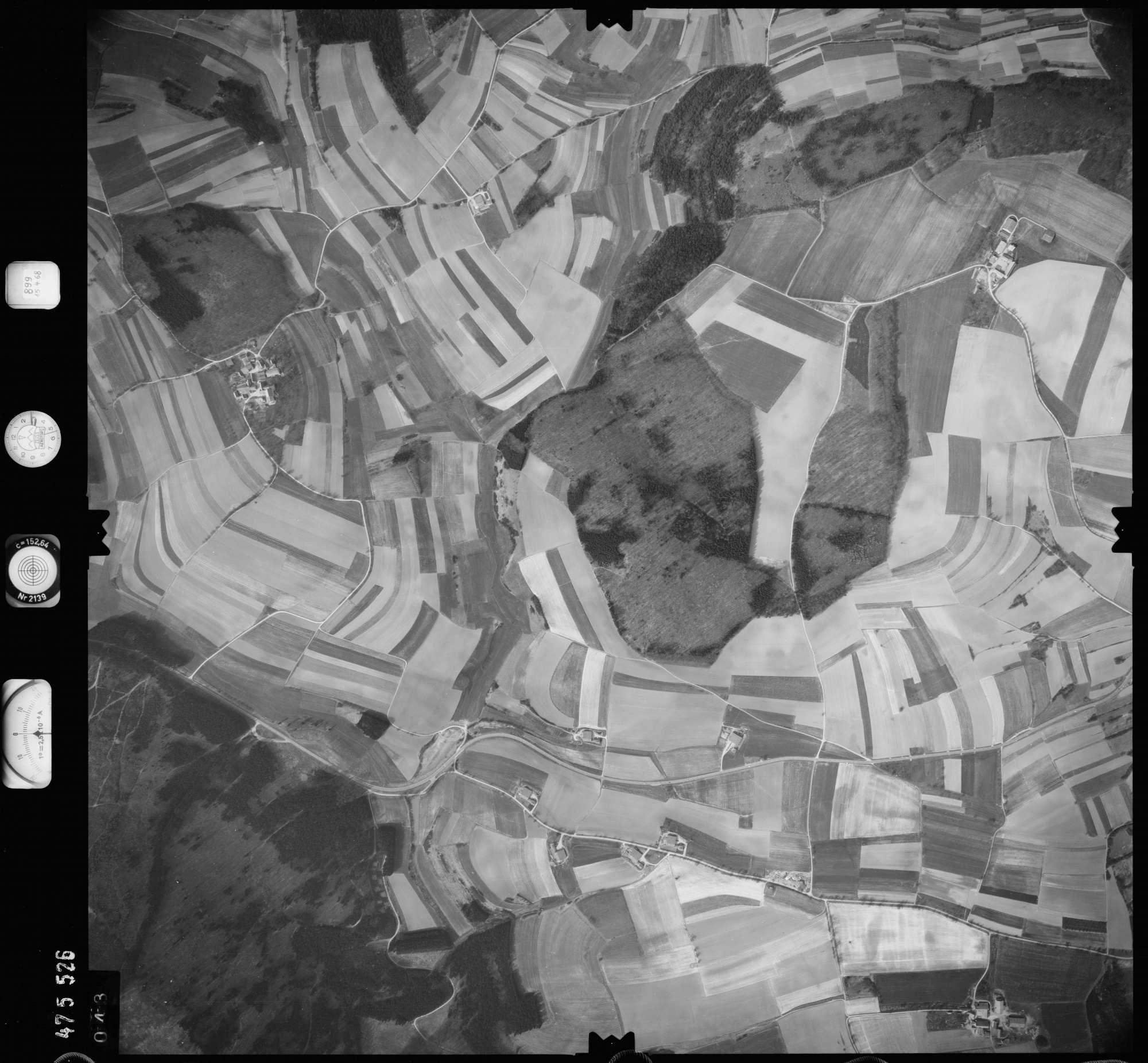 Luftbild: Film 899 Bildnr. 43, Bild 1