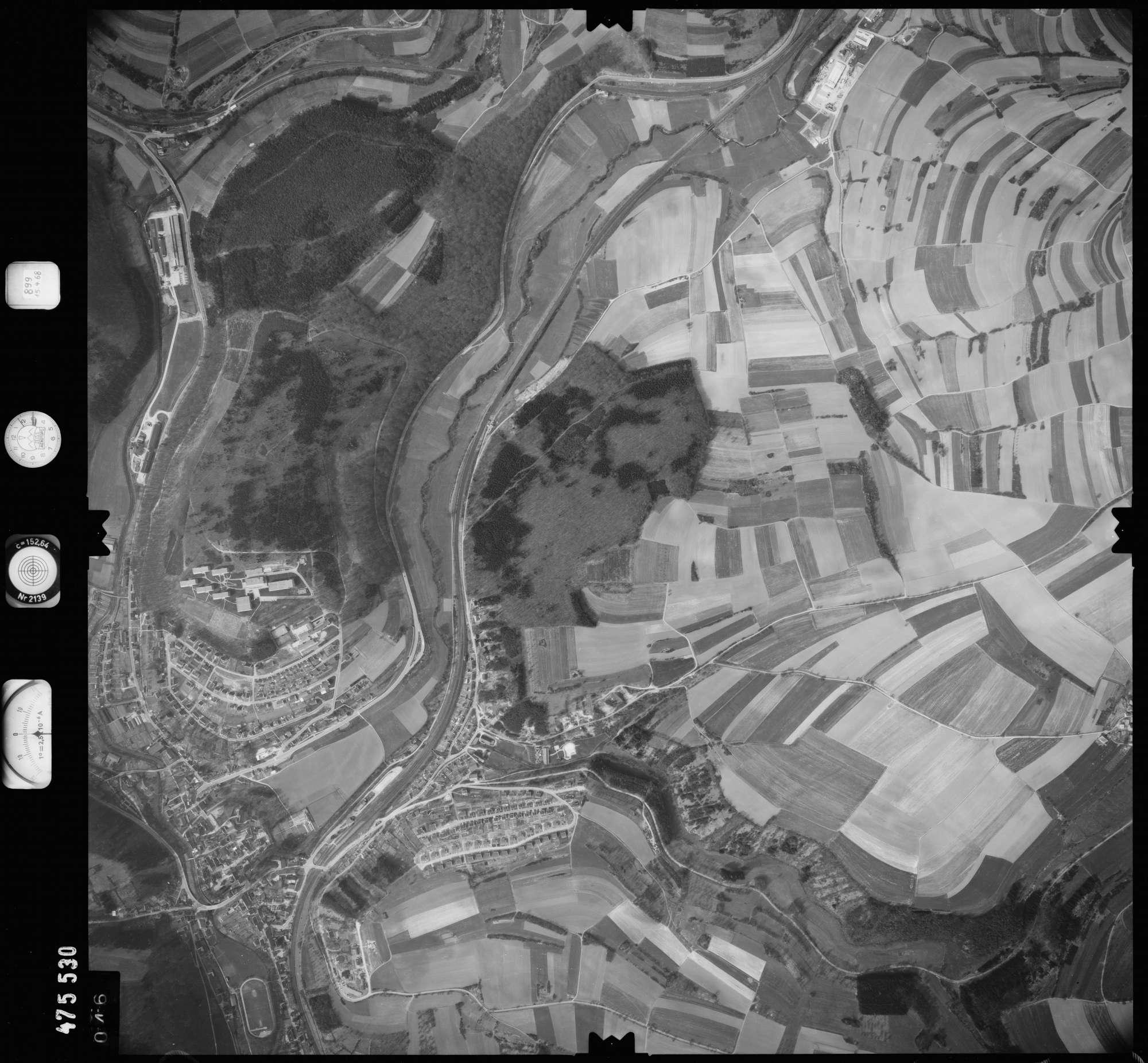 Luftbild: Film 899 Bildnr. 46, Bild 1