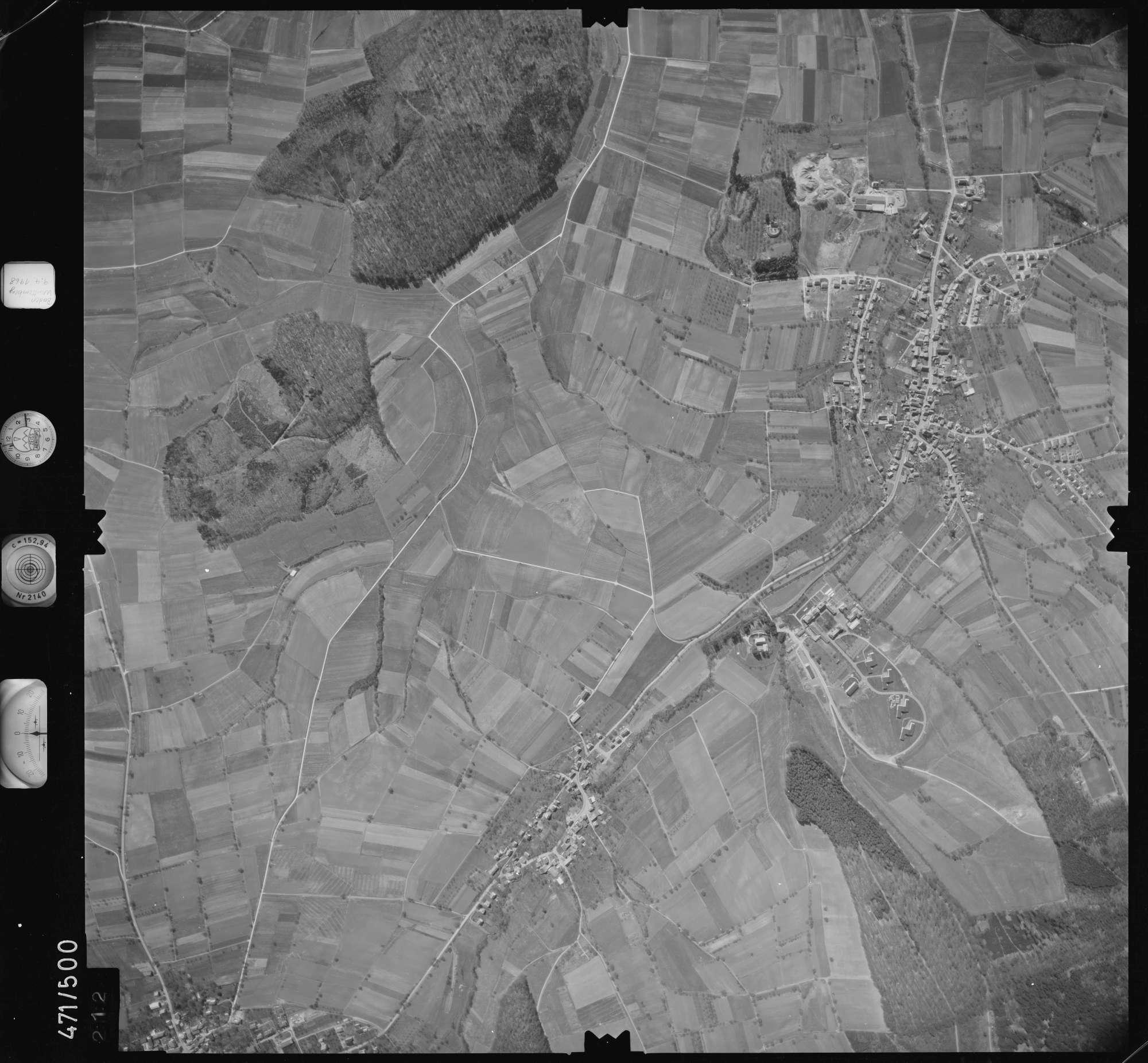 Luftbild: Film 100 Bildnr. 212, Bild 1