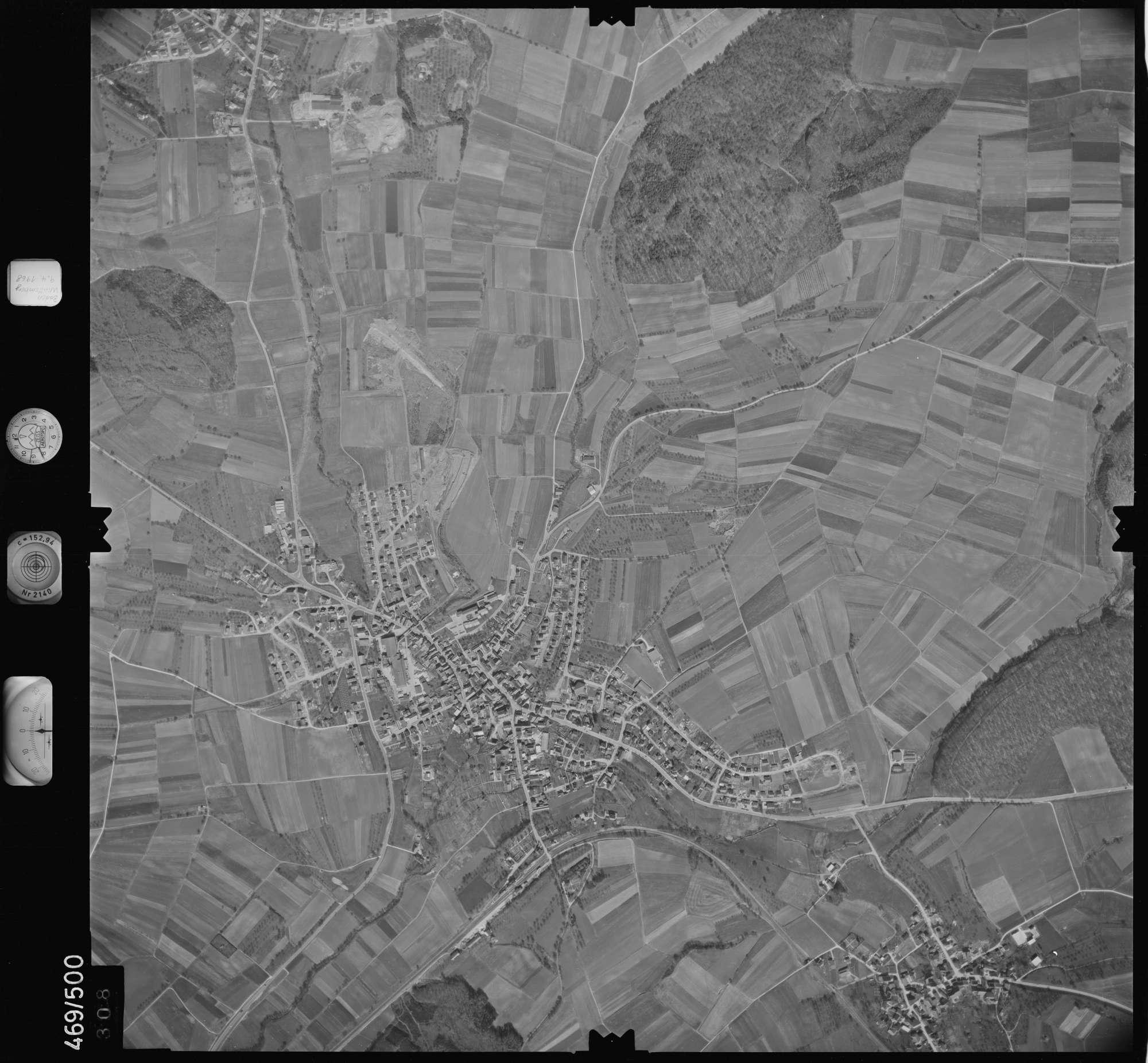 Luftbild: Film 101 Bildnr. 308, Bild 1