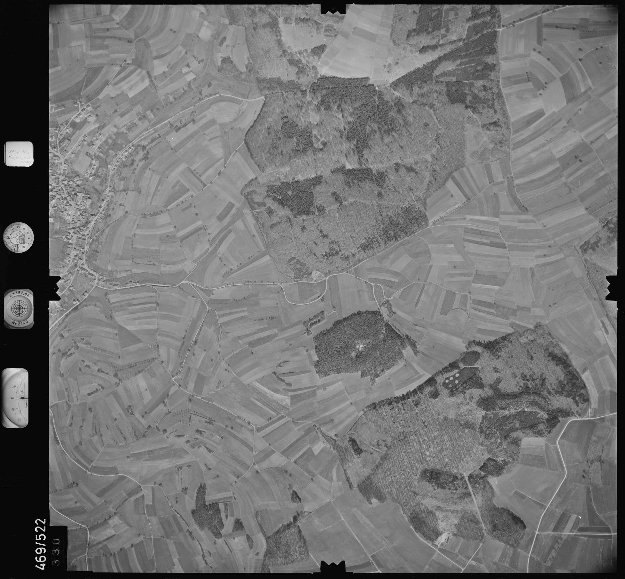 Luftbild: Film 101 Bildnr. 330, Bild 1