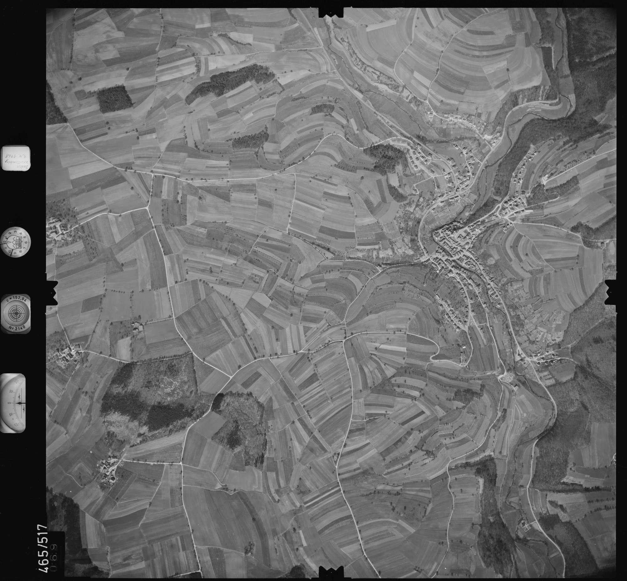 Luftbild: Film 102 Bildnr. 69, Bild 1