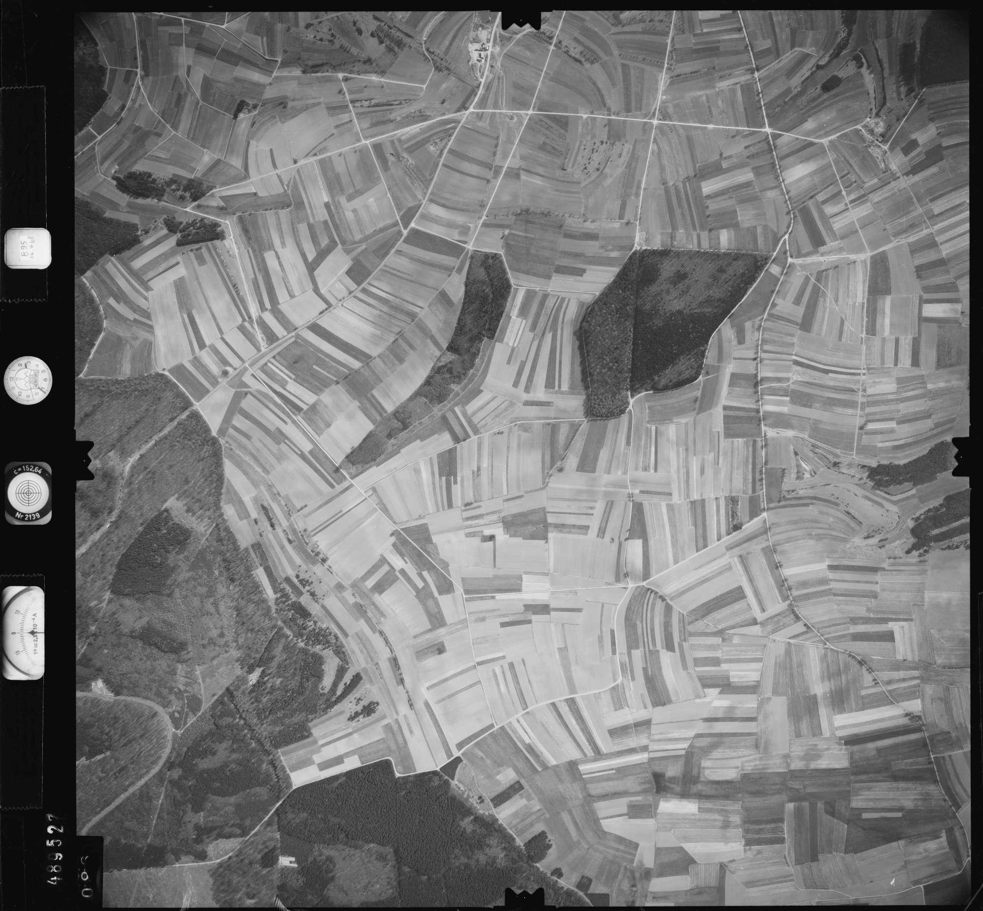 Luftbild: Film 895 Bildnr. 96, Bild 1