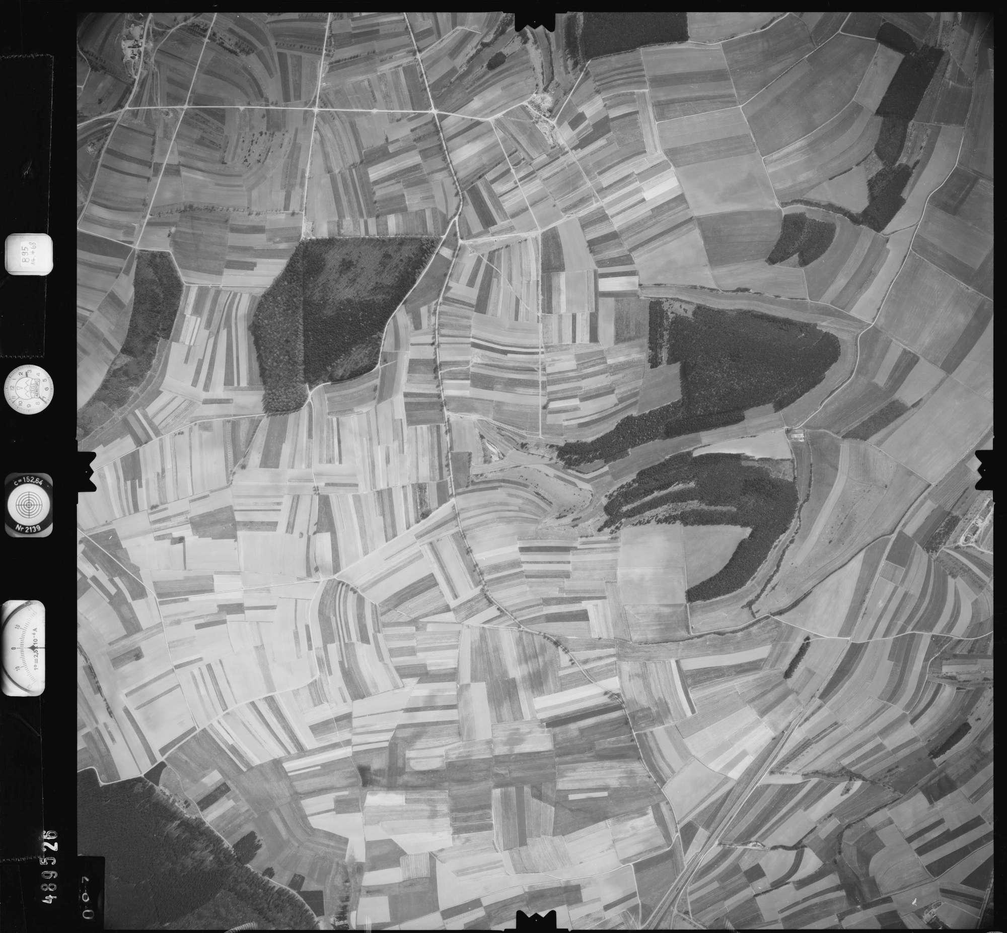 Luftbild: Film 895 Bildnr. 97, Bild 1
