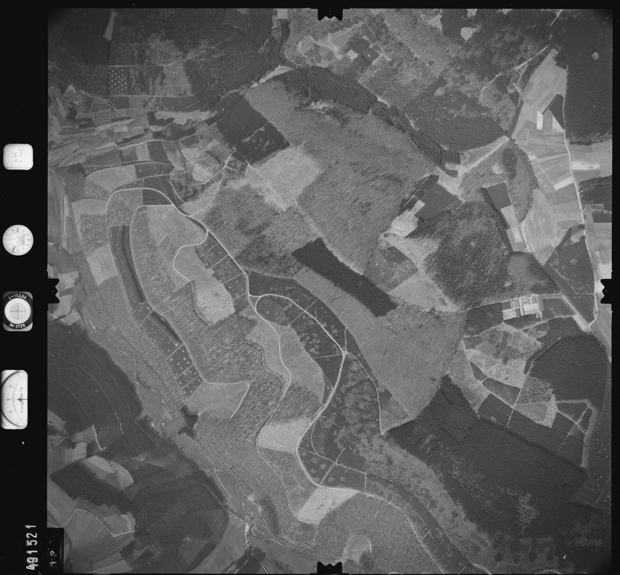 Luftbild: Film 895 Bildnr. 134, Bild 1