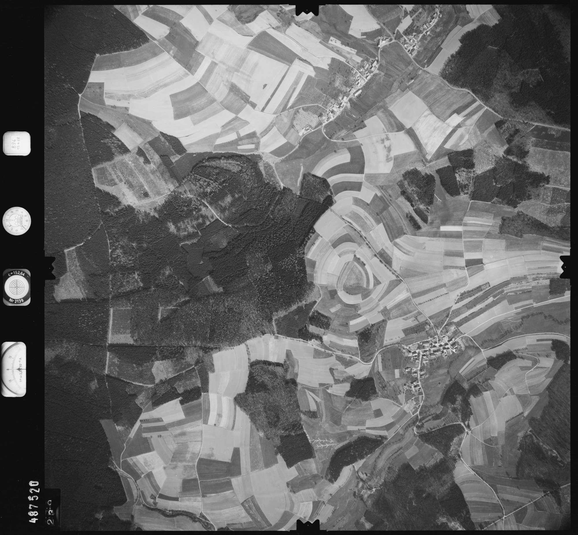 Luftbild: Film 896 Bildnr. 239, Bild 1