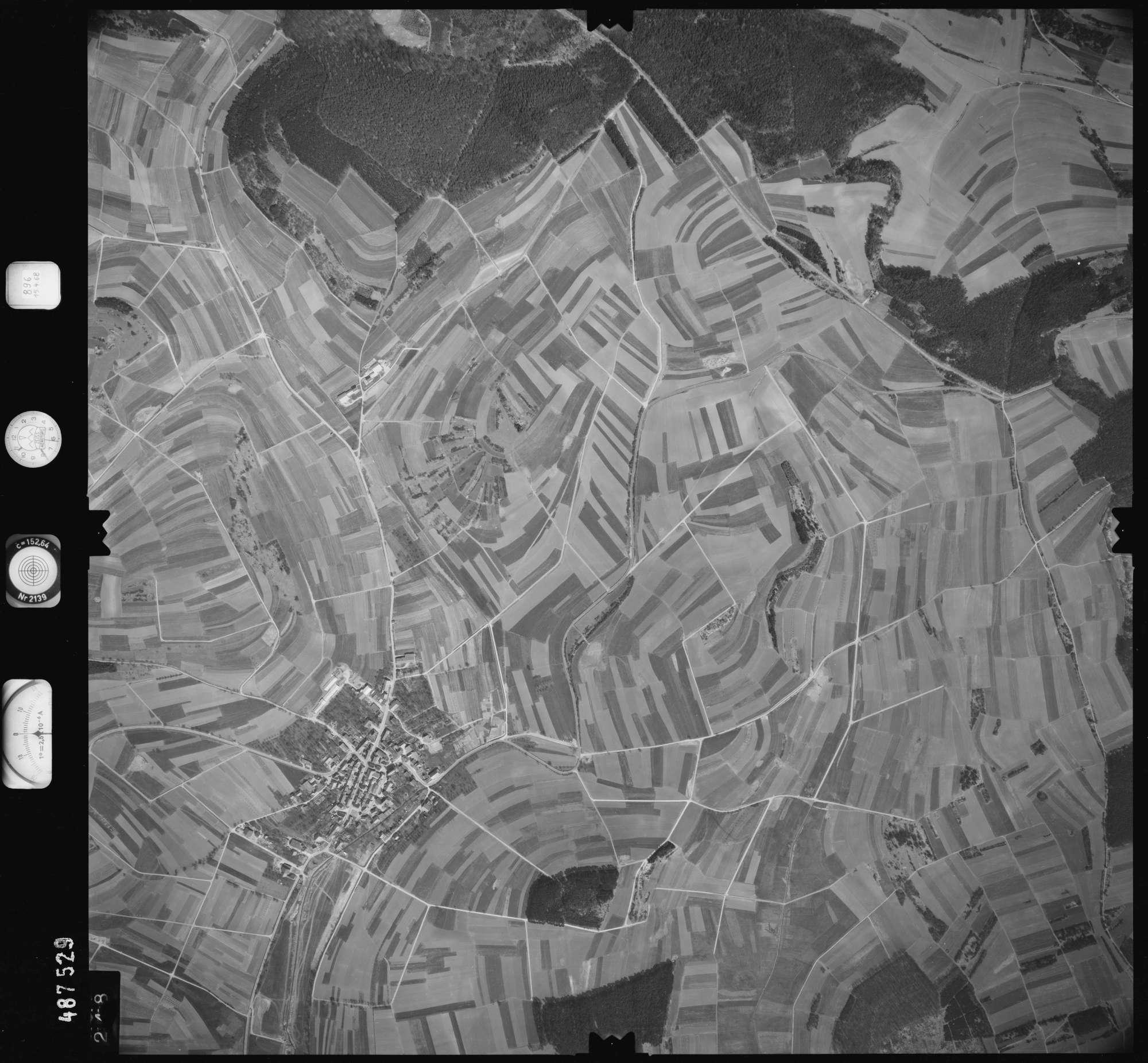 Luftbild: Film 896 Bildnr. 248, Bild 1