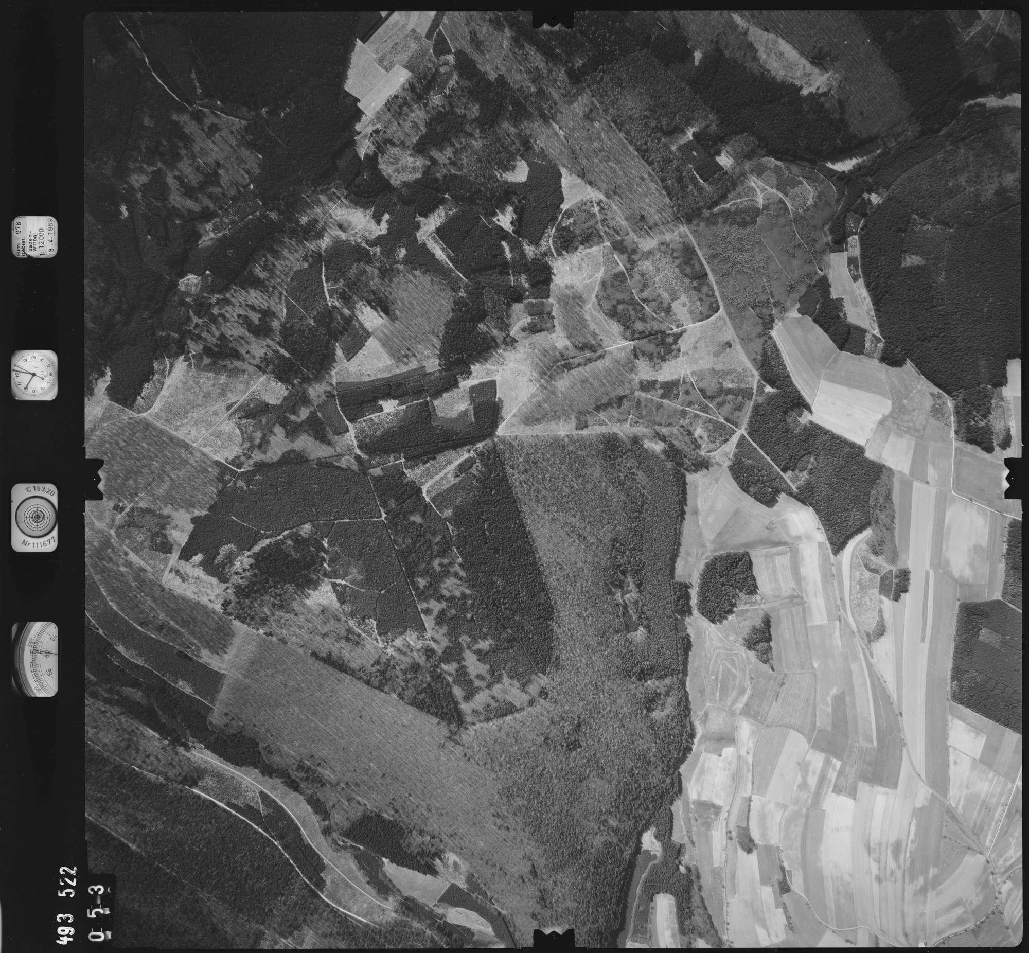 Luftbild: Film 976 Bildnr. 53, Bild 1