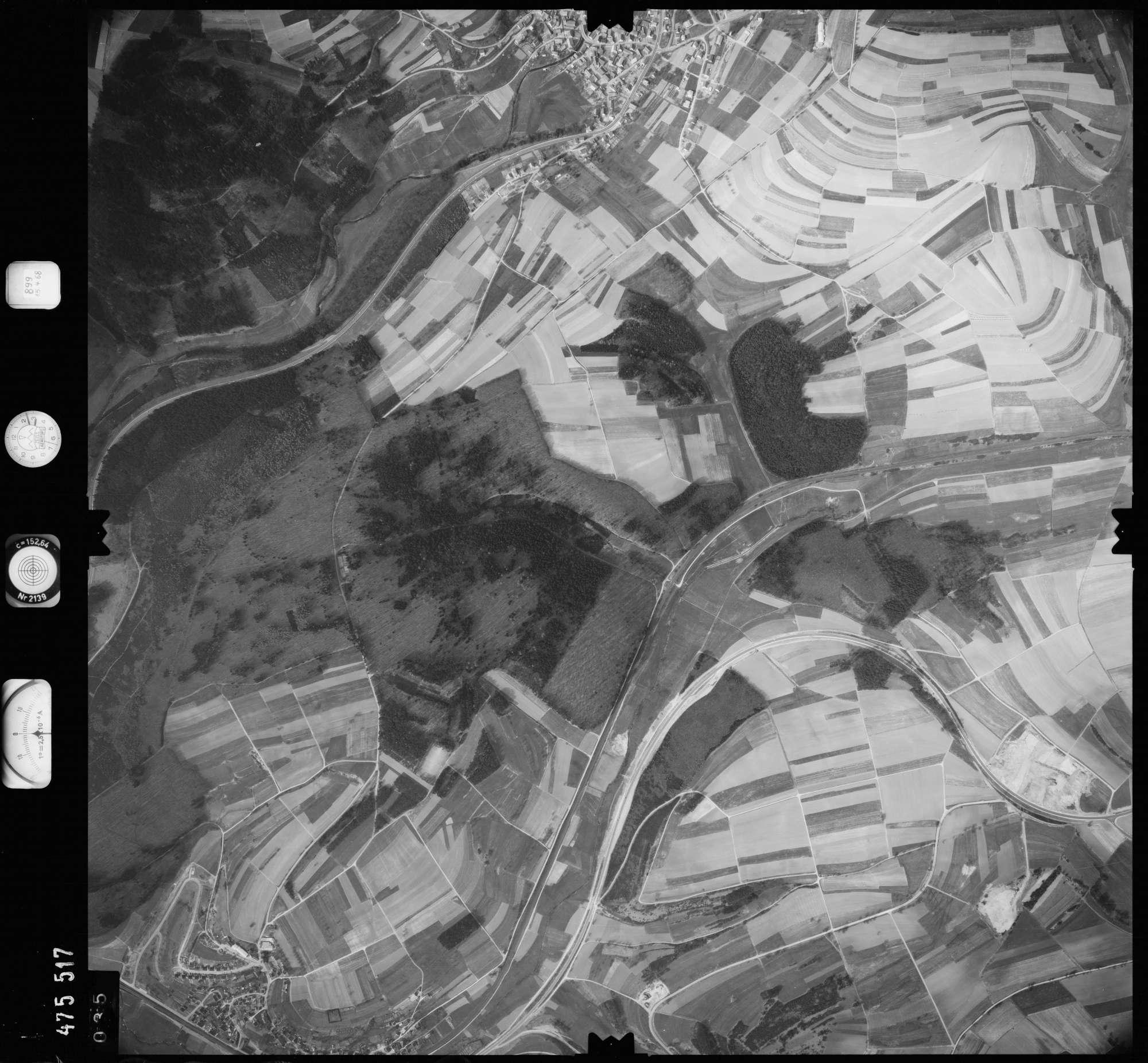 Luftbild: Film 899 Bildnr. 35, Bild 1